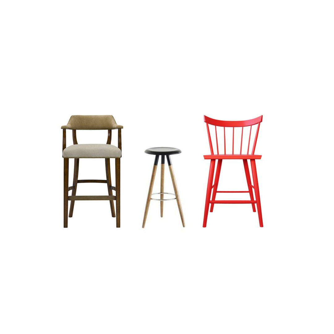 15 Best Kitchen Stools And Bar Stools – Ideas For Designer Regarding Popular Hearst Bar Tables (View 24 of 25)