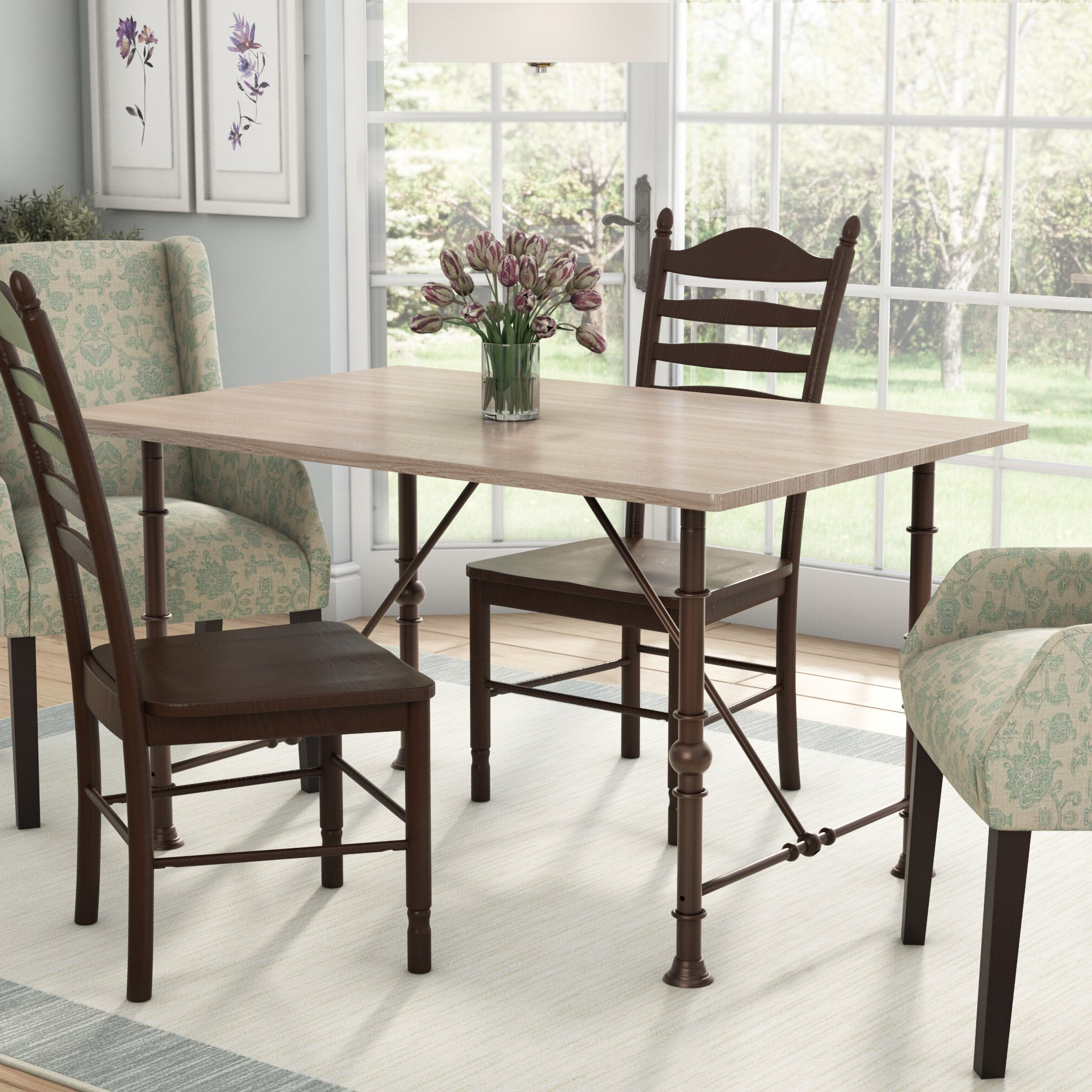 2020 Avery Rectangular Dining Tables with Avery Dining Table