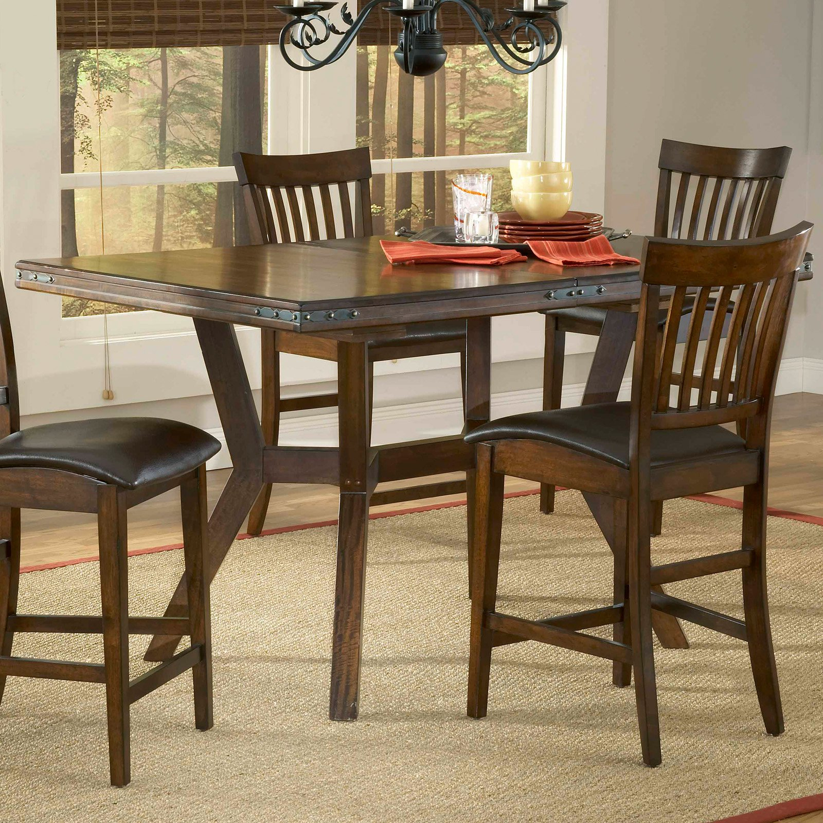 2020 Avondale Counter Height Dining Tables For Hillsdale Arbor Hill Extension Counter Height Table In  (View 18 of 25)