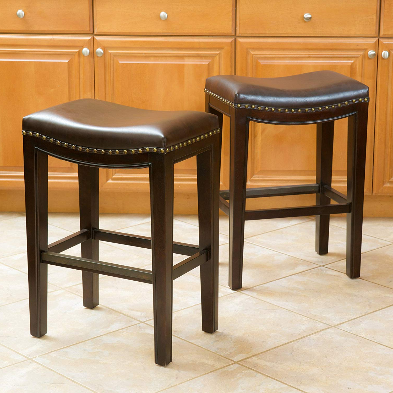 2020 Avondale Counter-Height Dining Tables regarding Amazon: Christopher Knight Home Avondale Counter Stool