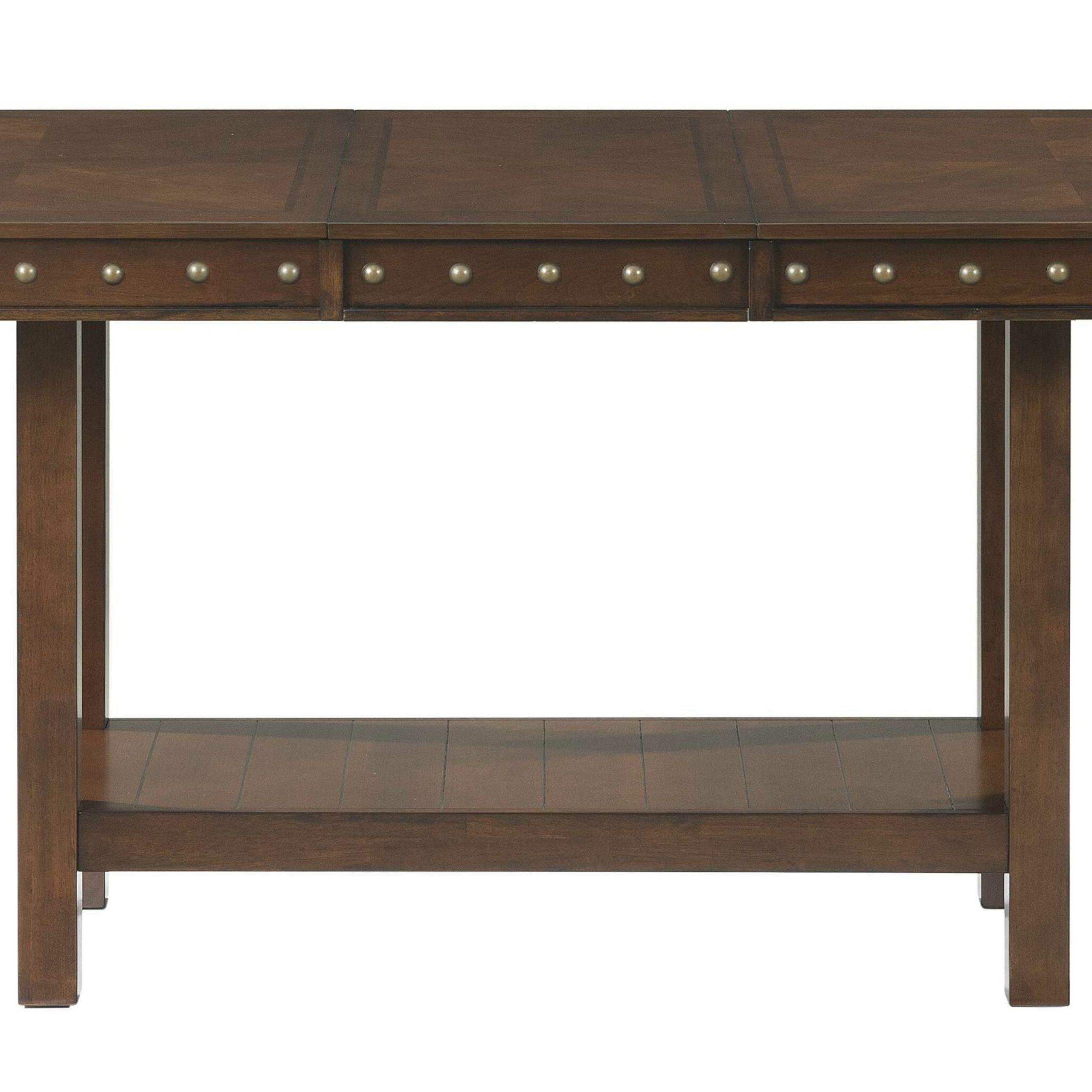 2020 Owen Extendable Dining Table regarding Weathered Gray Owen Pedestal Extending Dining Tables