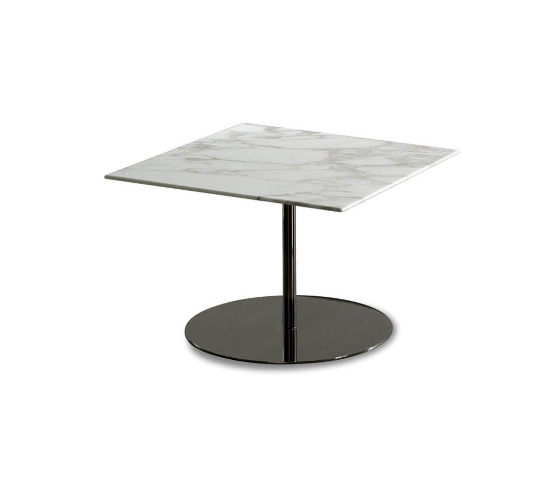 Alexandra Round Marble Pedestal Dining Tables In Latest Bellagio – Side Tables From Minotti (View 25 of 25)