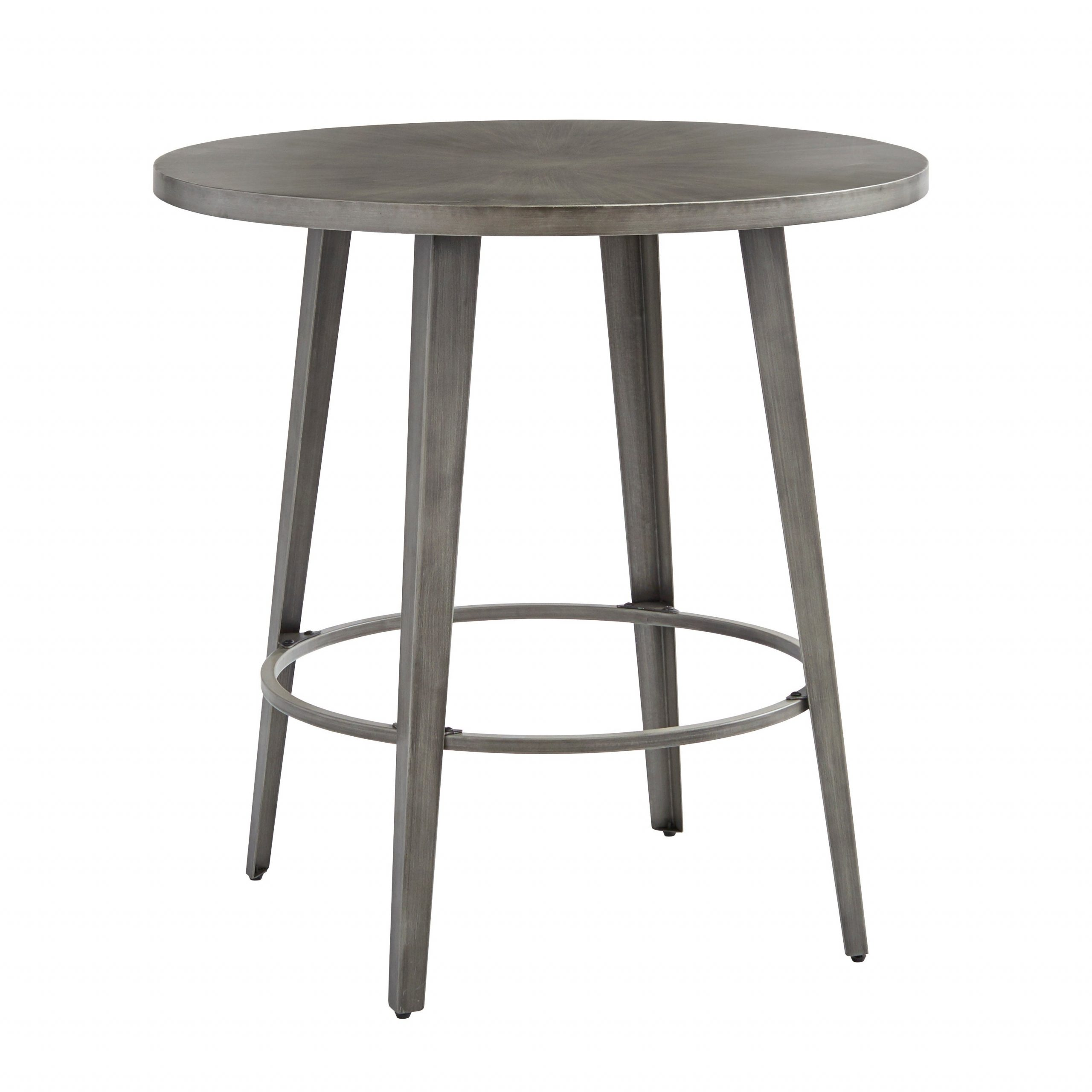 Angelo:home Linden Counter Height Dining Table Regarding Recent Linden Round Pedestal Dining Tables (View 22 of 25)