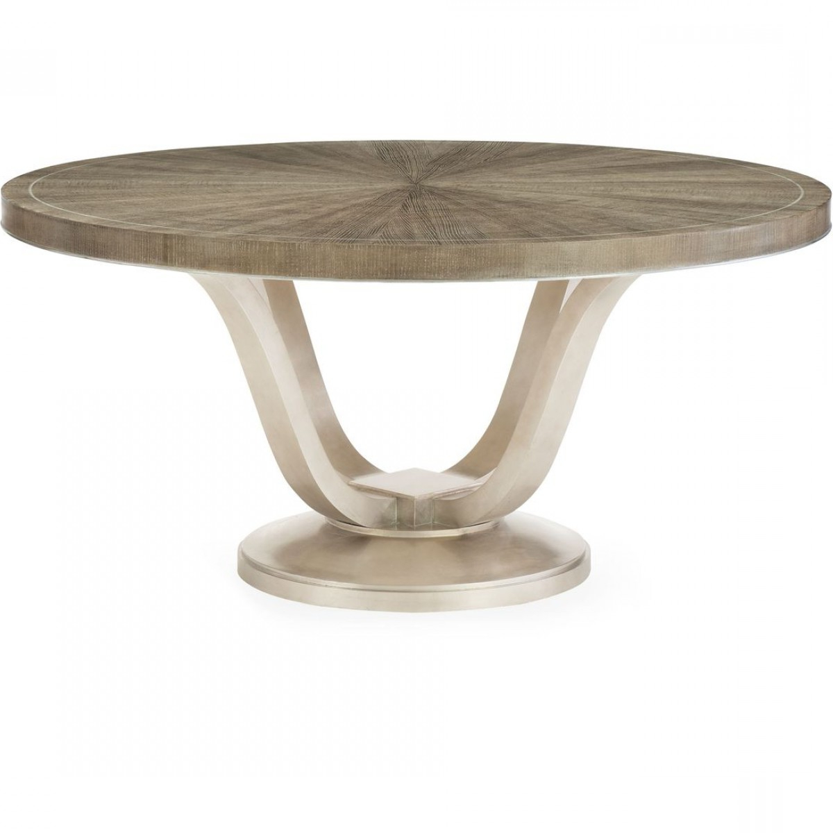 Avondale Dining Tables For Most Current Caracole Avondale Round Dining Table (View 9 of 25)
