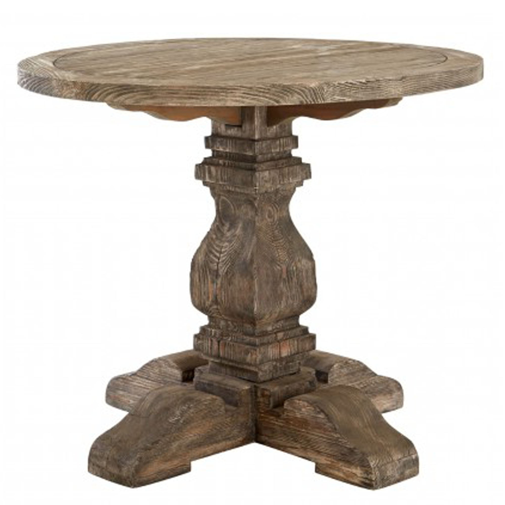 Aztec Round Pedestal Dining Tables With Famous Lovina Round Dining Table (View 6 of 25)