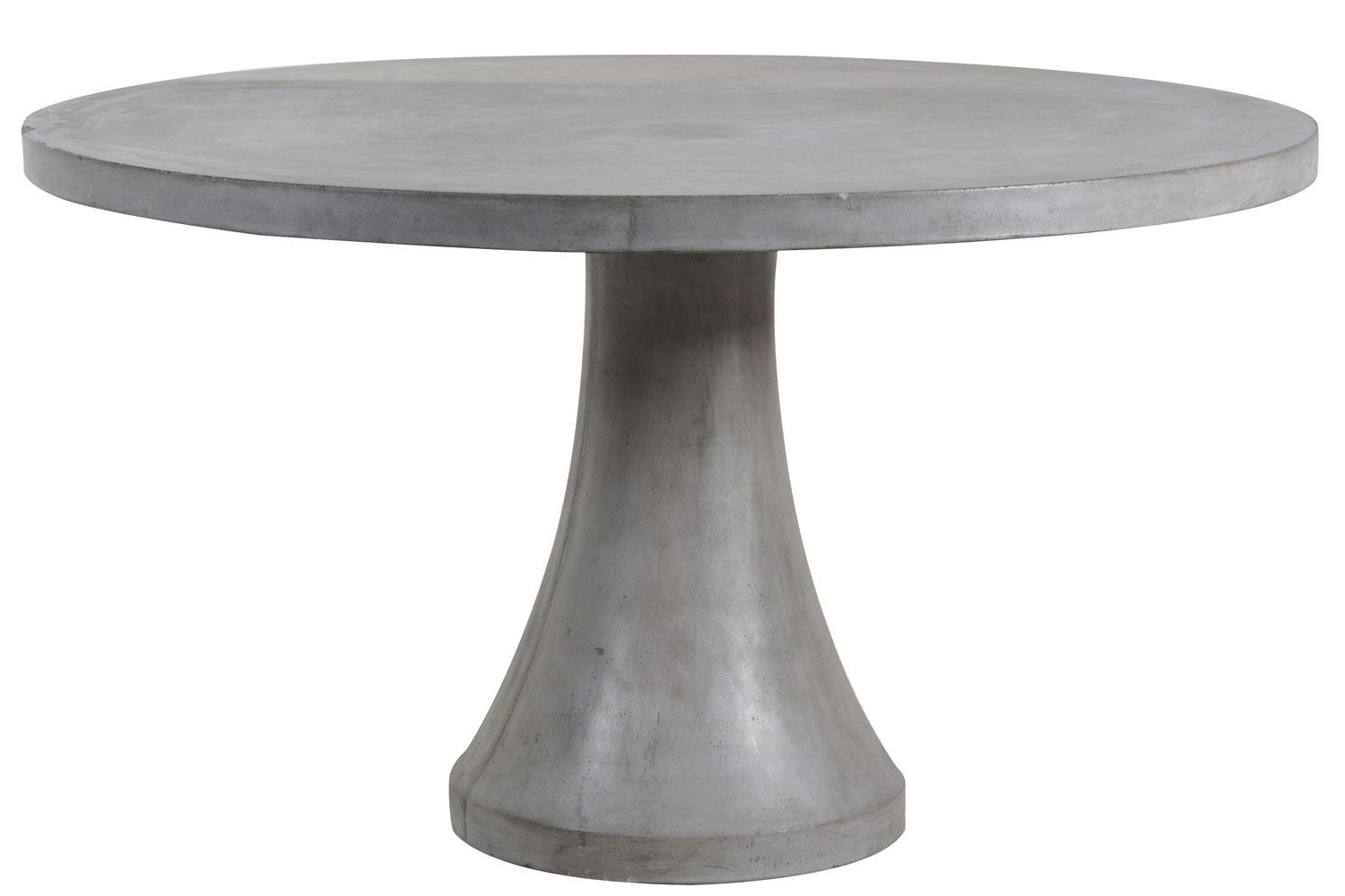 Aztec Round Pedestal Dining Tables With Fashionable Best Dining Tables: The Best Stylish Dining Room Tables  (View 5 of 25)
