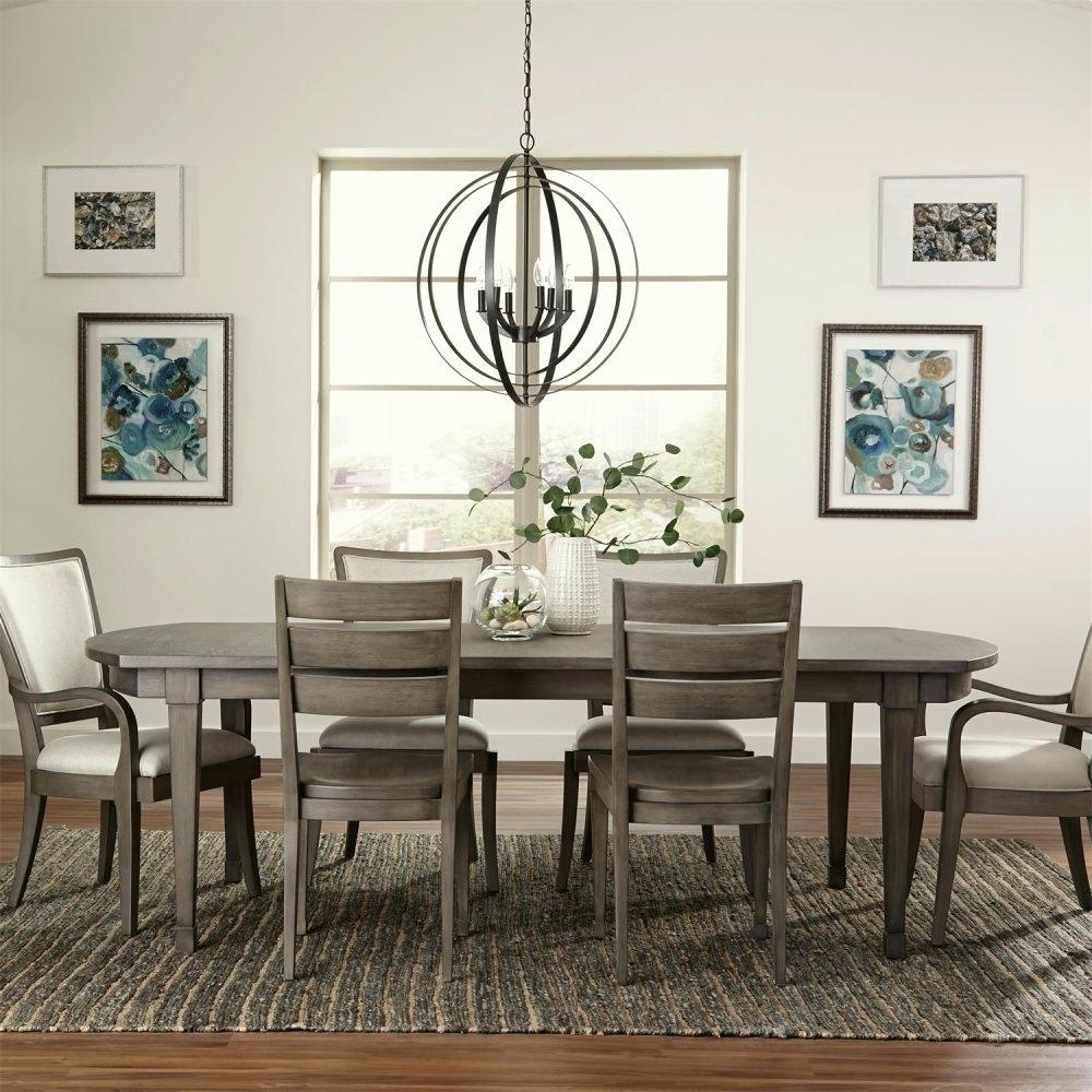 Black Wash Banks Extending Dining Tables inside Best and Newest Gray Wash Dining Table – Oncallvirtualsolutions.online