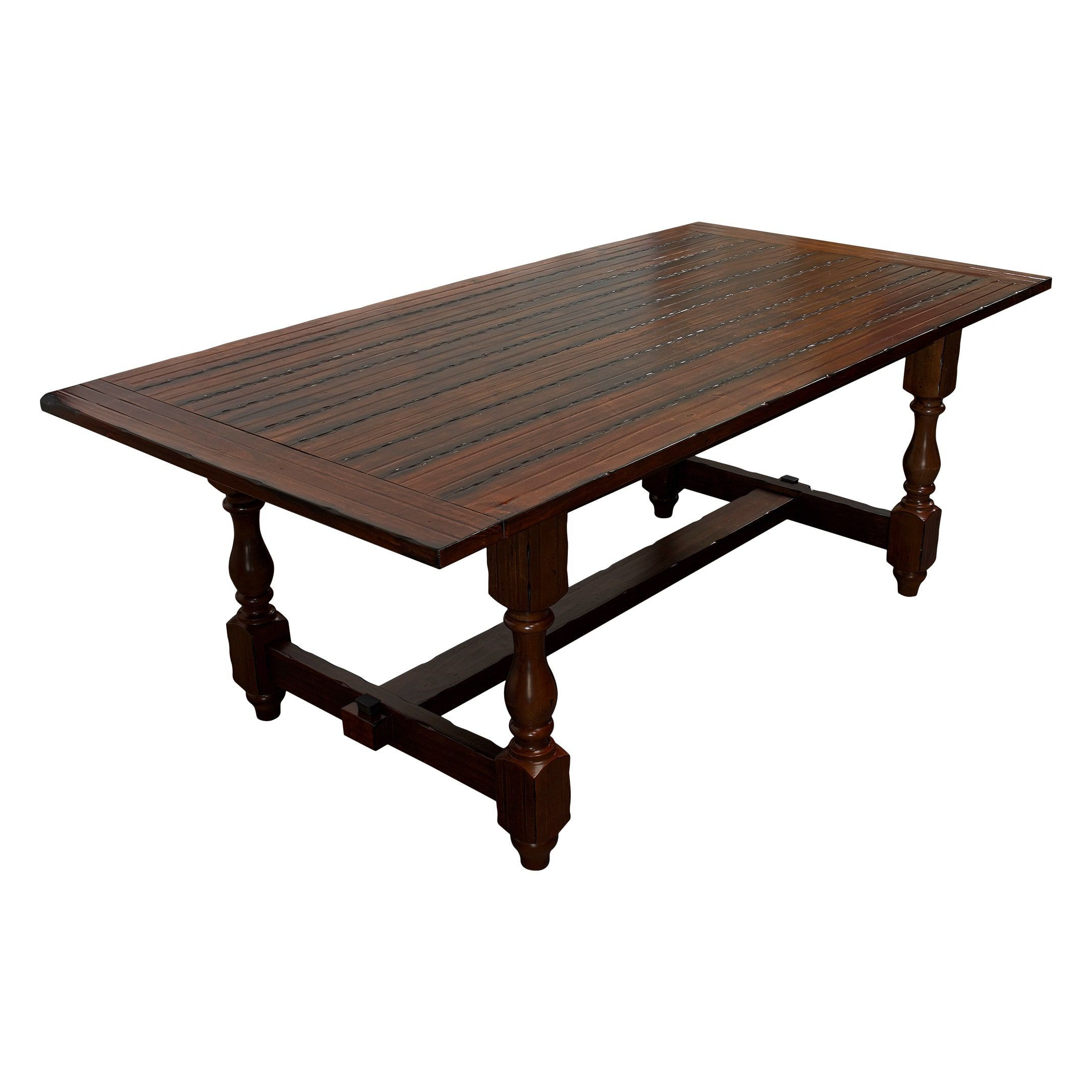 Bowry Reclaimed Wood Dining Tables in 2019 Best Master Furniture H01 Rectangular Dining Table (H01