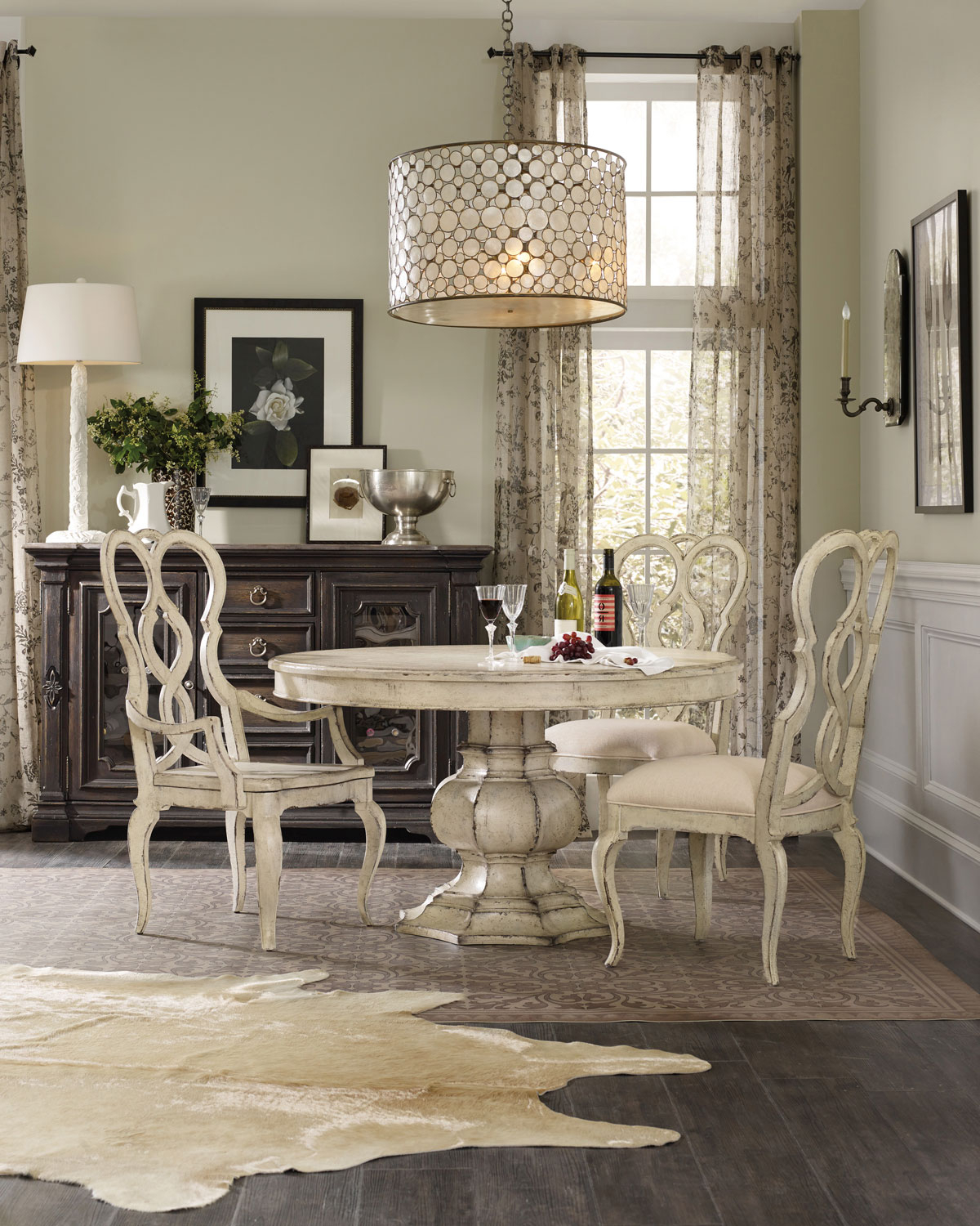 Brooks Pedestal Dining Table inside Widely used Brooks Dining Tables