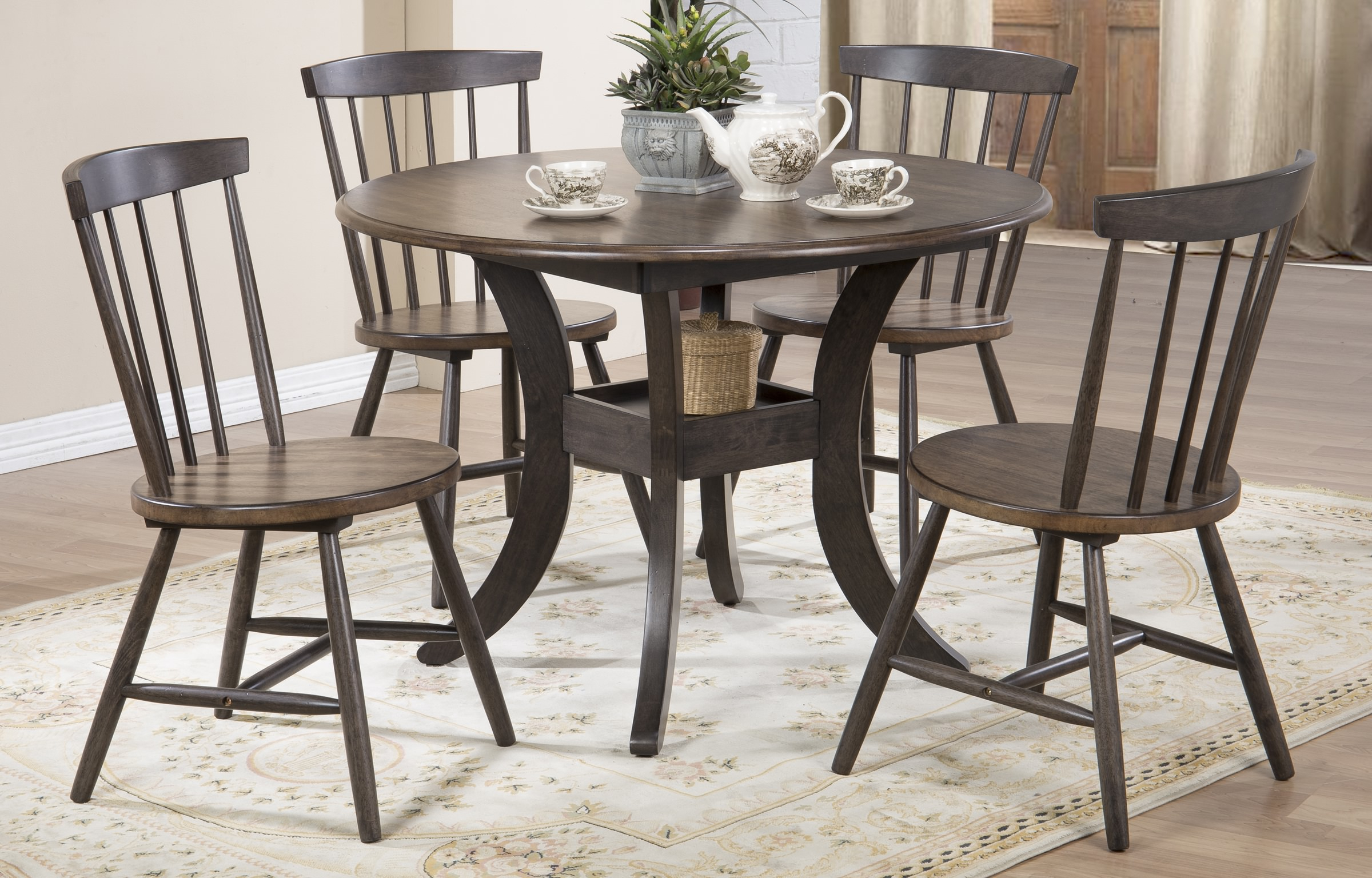 "Brooks Round Dining Tables regarding Well-known Brooks 42"" Round Table"