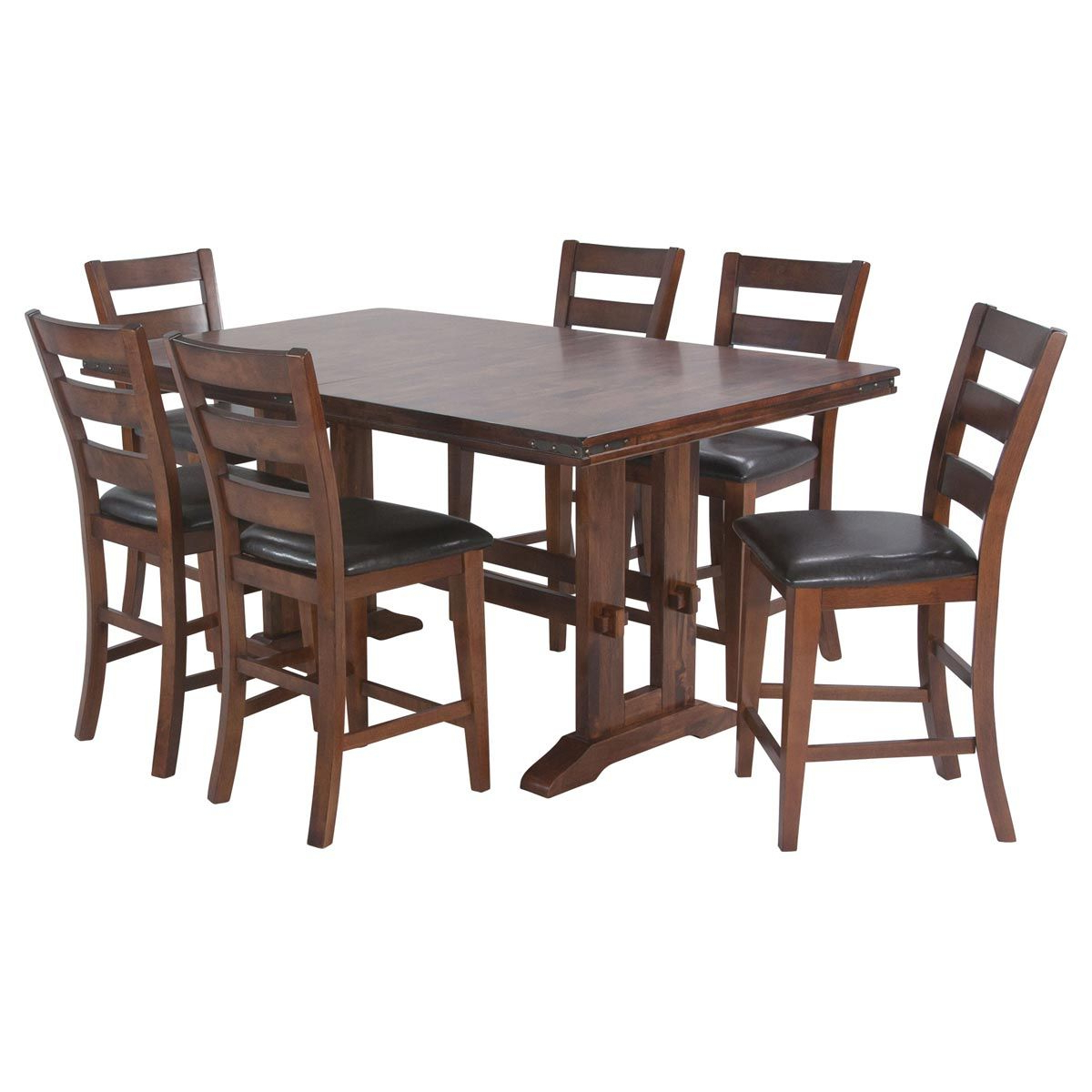 Candice Counter Height Dining Room Collection (View 6 of 25)