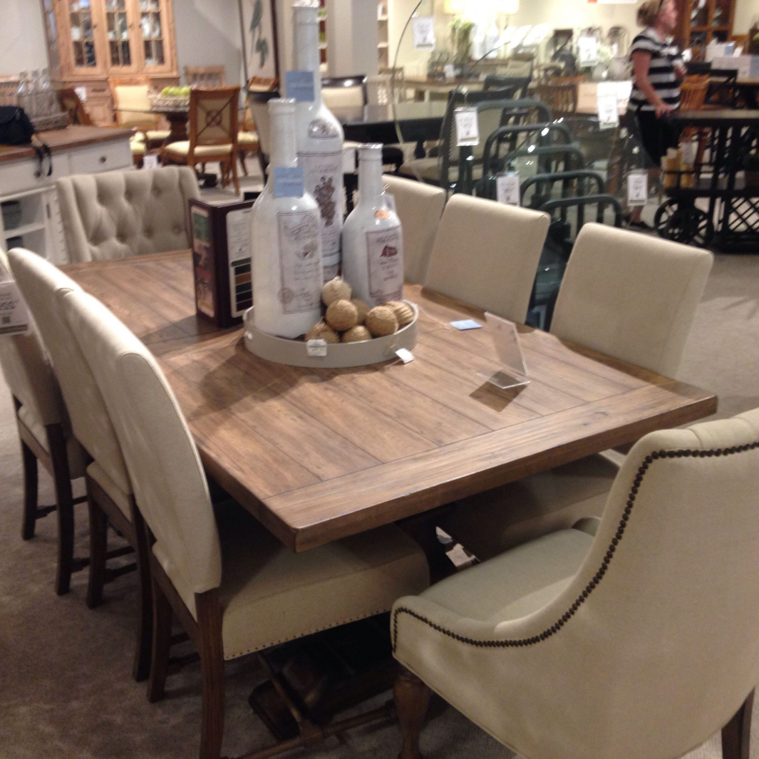Counter Height Kitchen Table Throughout Avondale Dining Tables (View 7 of 25)