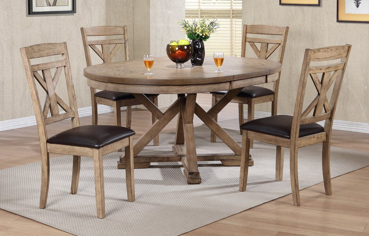 Current Hart Reclaimed Extending Dining Tables With Regard To Carnspindle Extendable Dining Table (View 16 of 25)