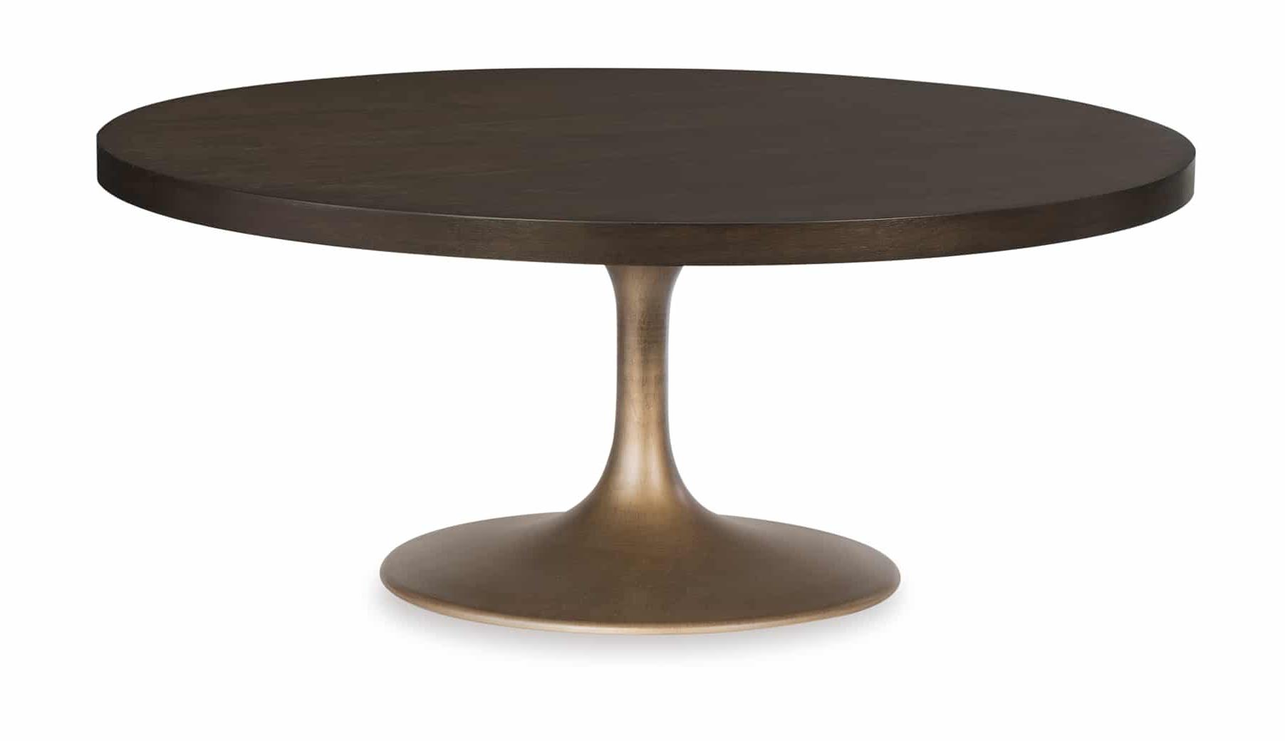 Dawson Pedestal Tables for 2019 Round Pedestal Cocktail Table - Rachael Ray