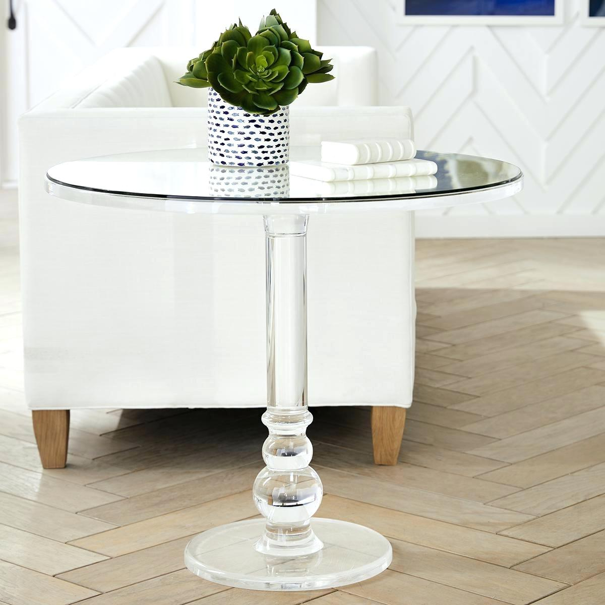 Dawson Pedestal Tables with Well known Pedestal Coffee Table