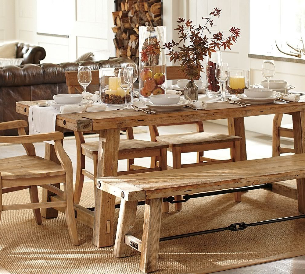 Decohoms with 2020 Seadrift Toscana Dining Tables