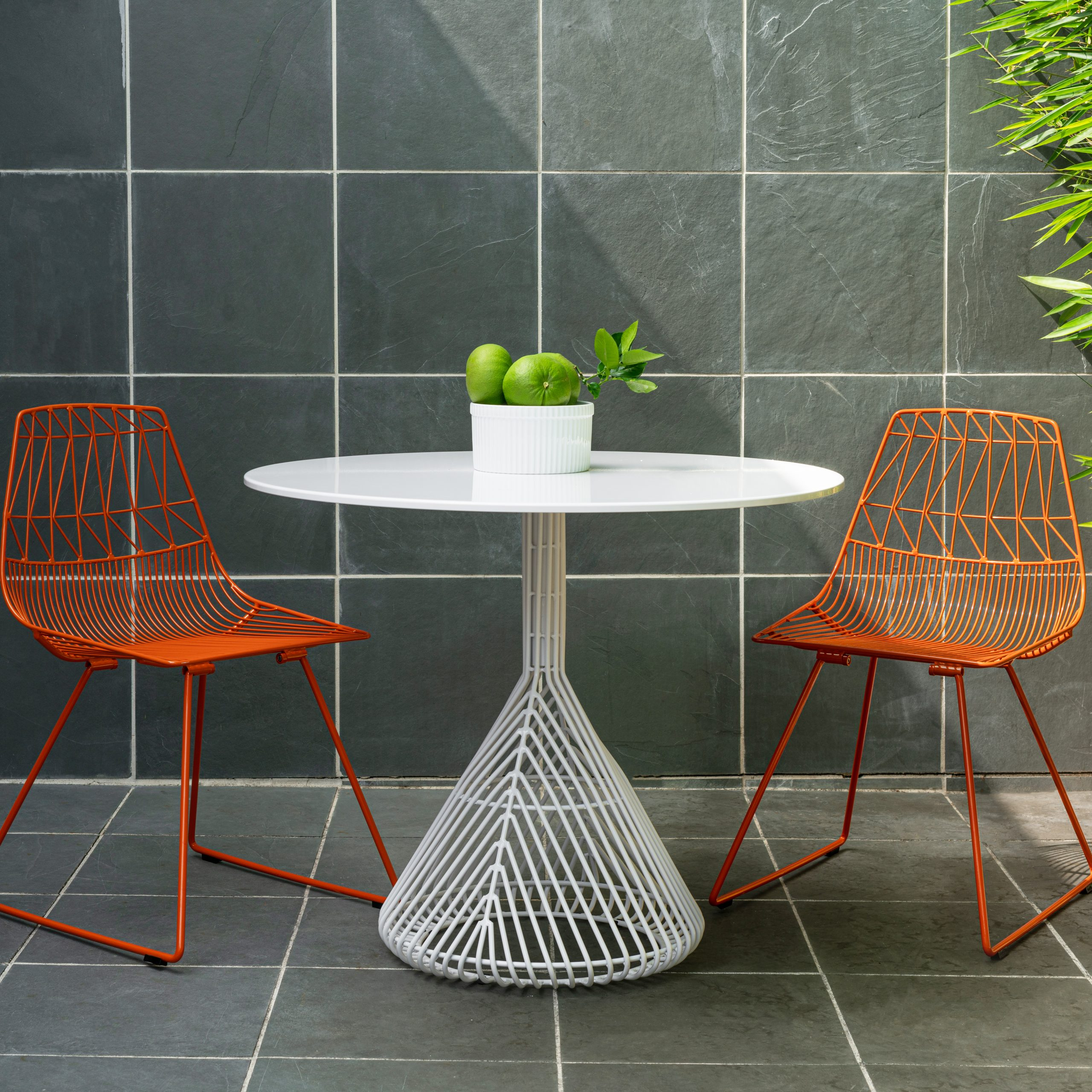 Design Experts' Favorite Dining Tables, From A Cozy Two in Most Popular Blair Bistro Tables