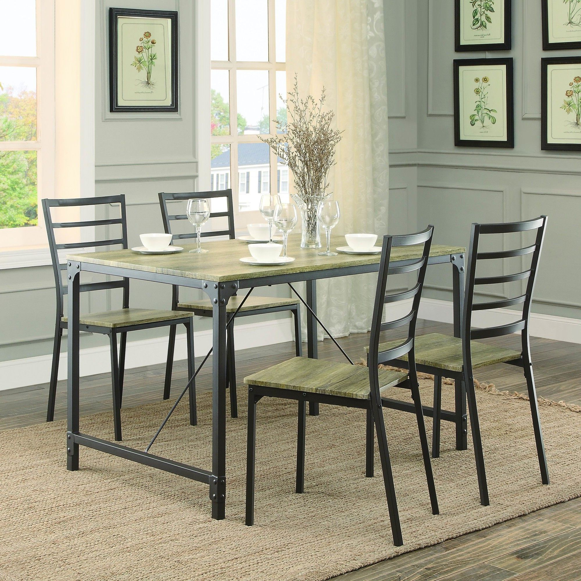 Dinette Sets, 5 regarding Most Recently Released Bismark Dining Tables