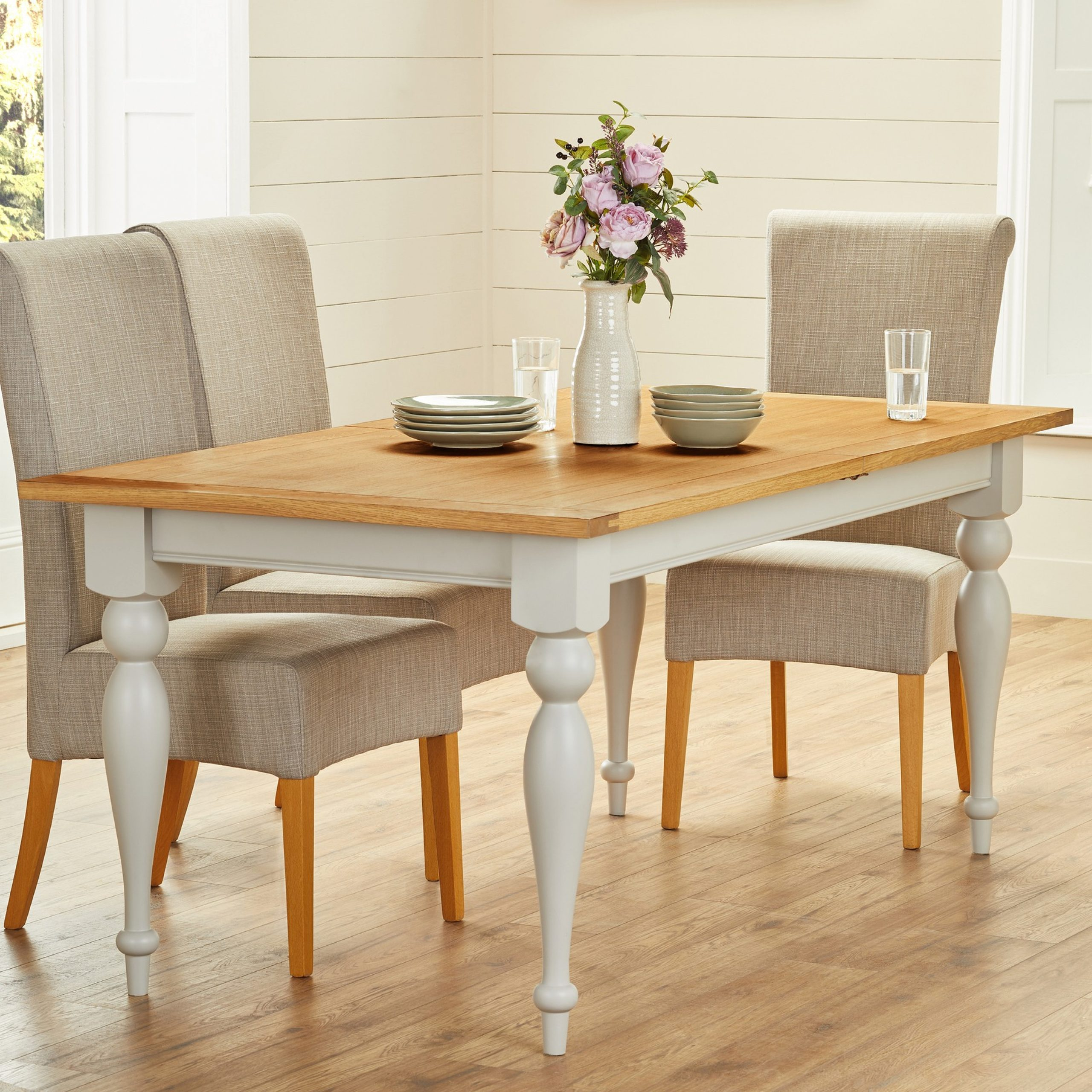 Dining Table regarding Popular Warner Round Pedestal Dining Tables