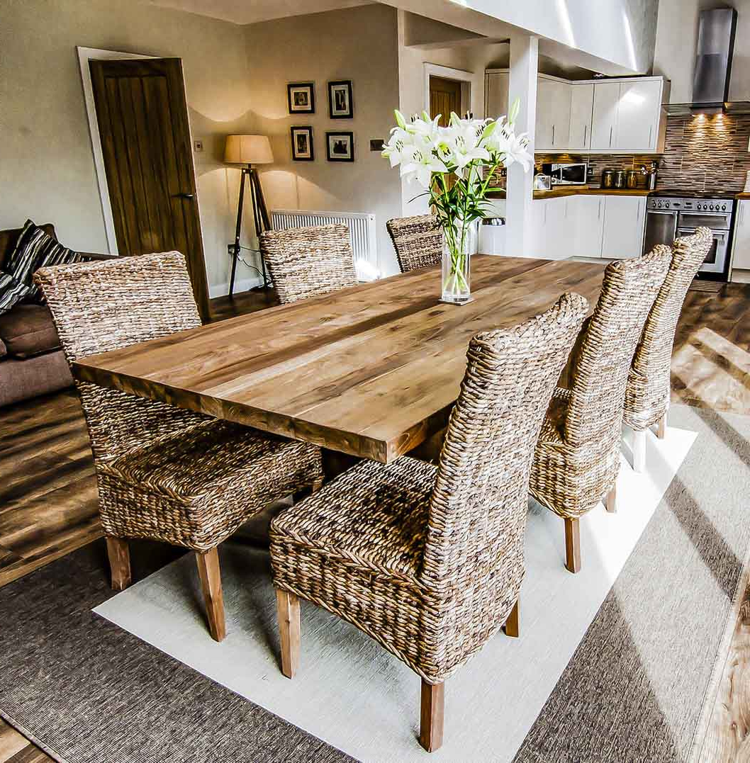 Driftwood White Hart Reclaimed Pedestal Extending Dining Tables pertaining to Fashionable Reputable Site 3B5F0 9386B Reclaimed Wood Dining Table And