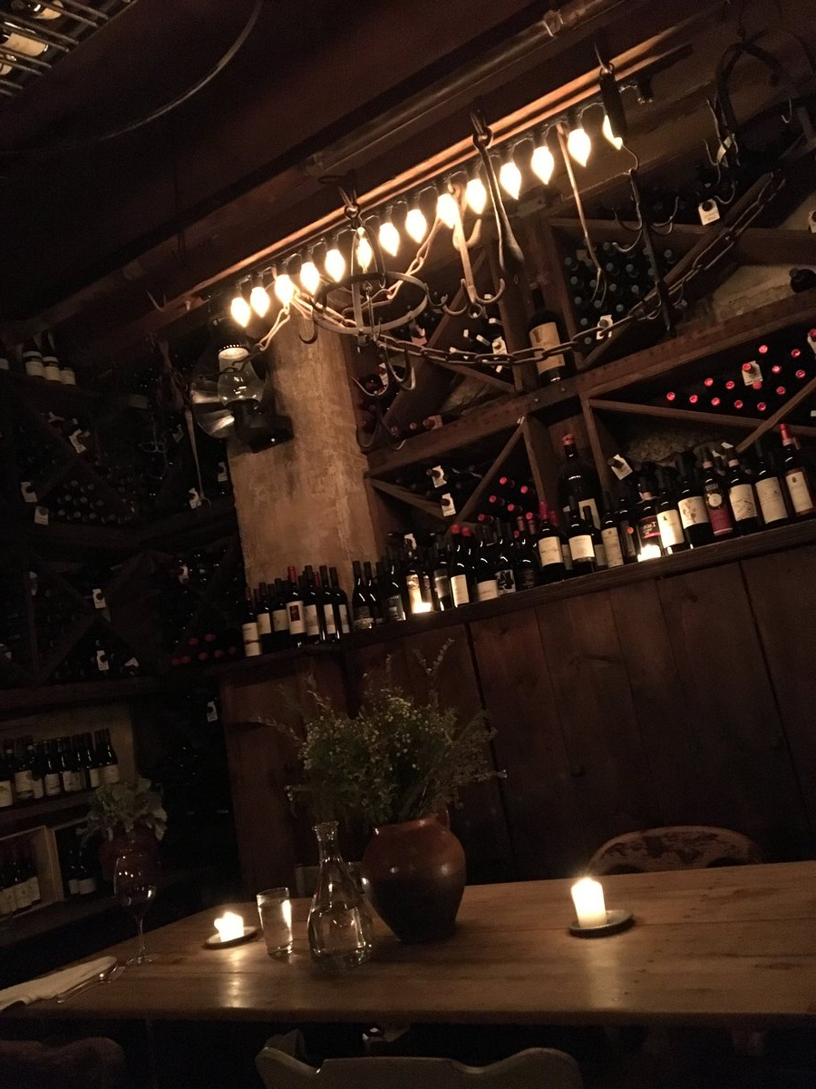 "Edgar Bar Tables with regard to Trendy Reid Mitenbuler On Twitter: ""spent New Year's In The Wine"