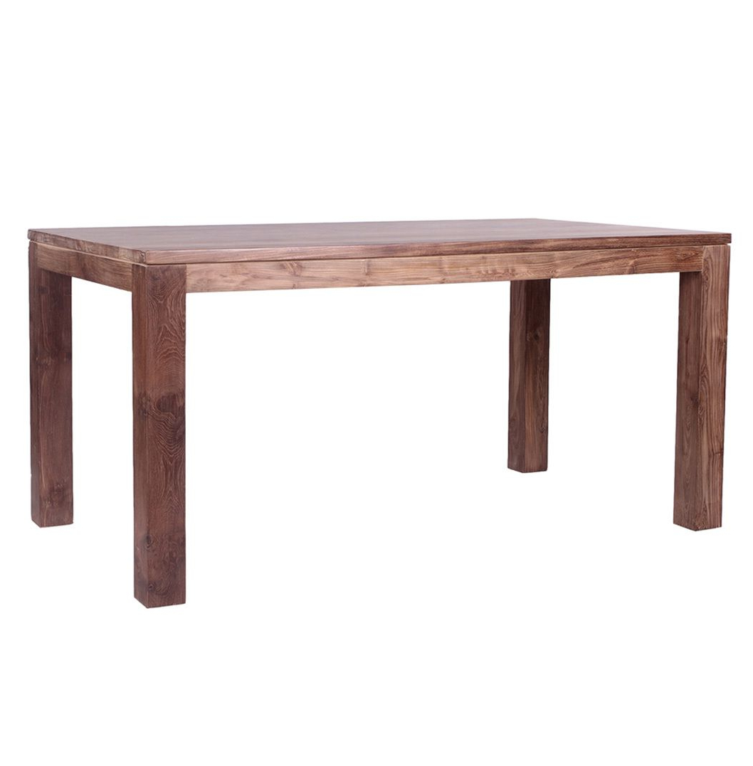 Ekas Reclaimed Wood Dining Table In 2019