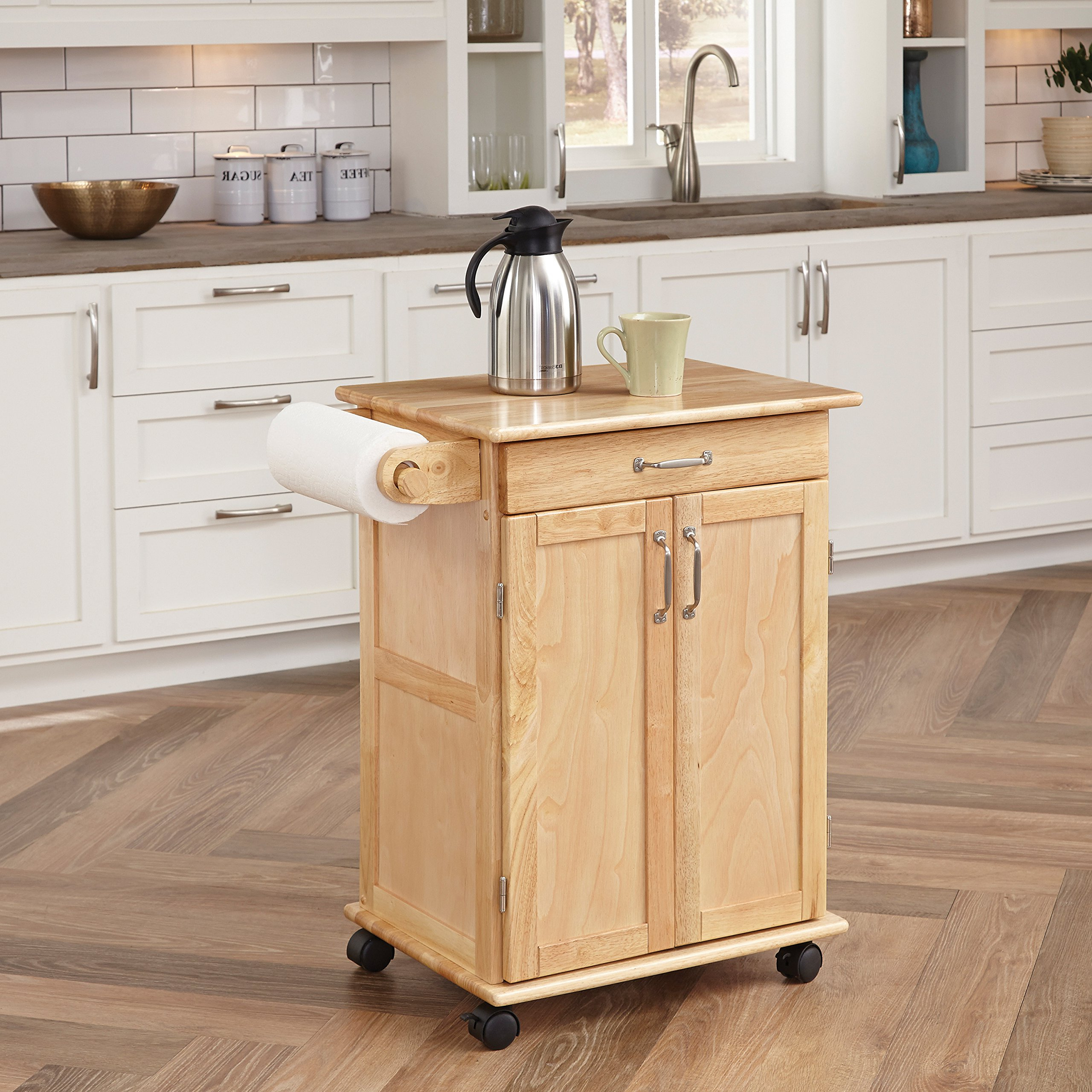 Elworth Kitchen Island Pertaining To Most Up To Date Best Rated In Kitchen Islands & Carts & Helpful Customer (View 20 of 25)