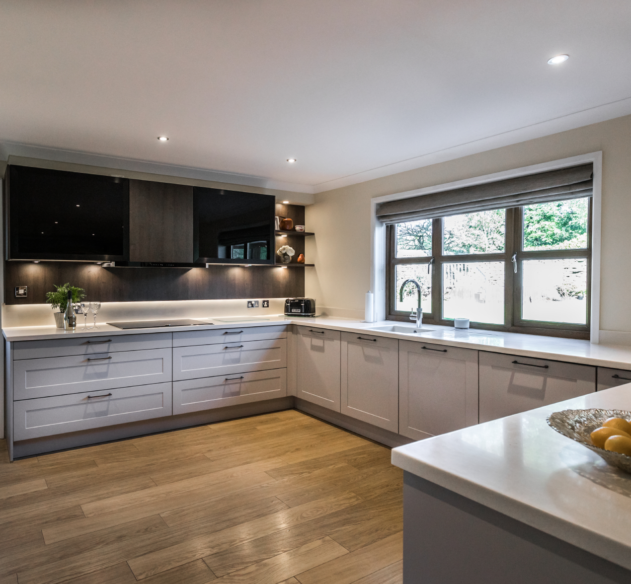 Elworth Kitchen Island within Most Up-to-Date Designer Kitchens