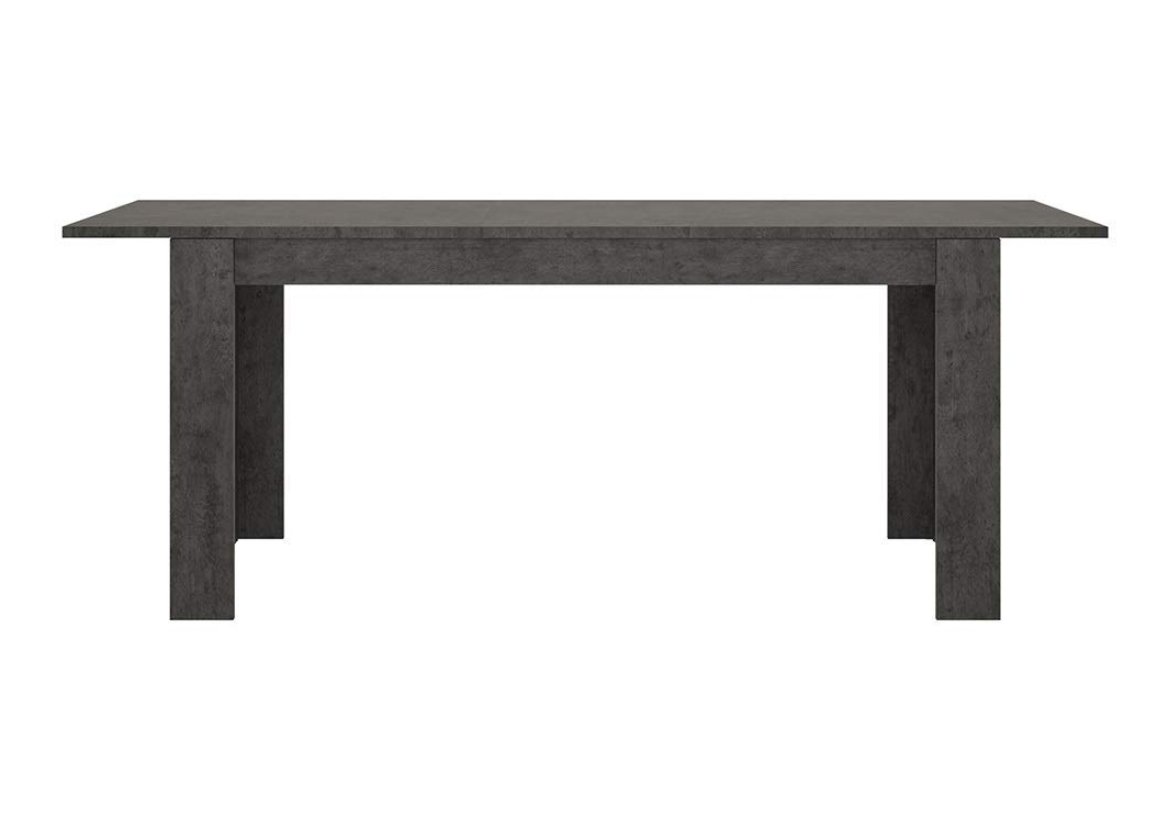 Fashionable Hart Reclaimed Extending Dining Tables Pertaining To Furniture To Go Extending Dining Table 160 200 Cm, Laminated (View 11 of 25)
