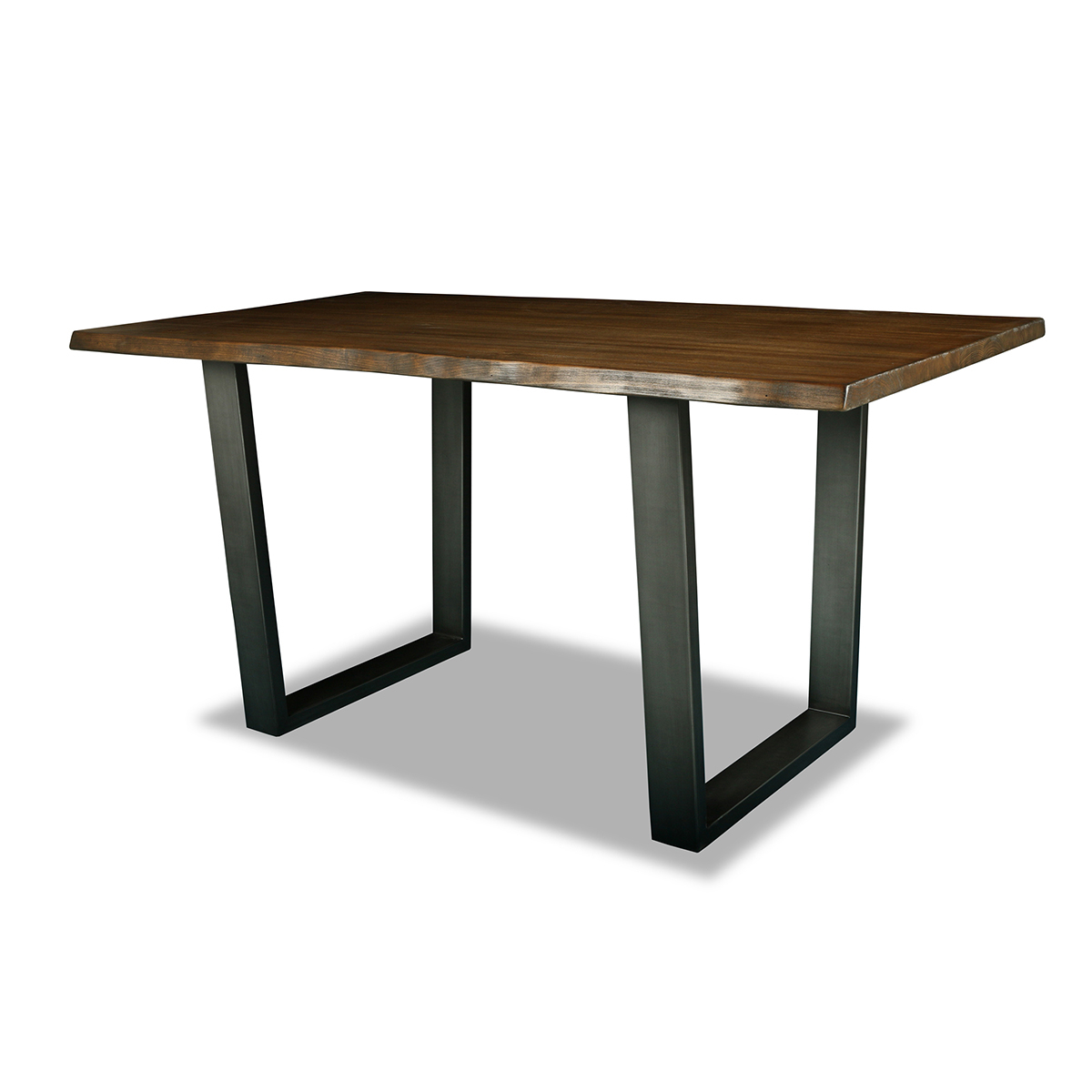 Favorite Astoria Live Edge Counter Or Bar Height Table With Regard To Alder Pub Tables (View 7 of 25)