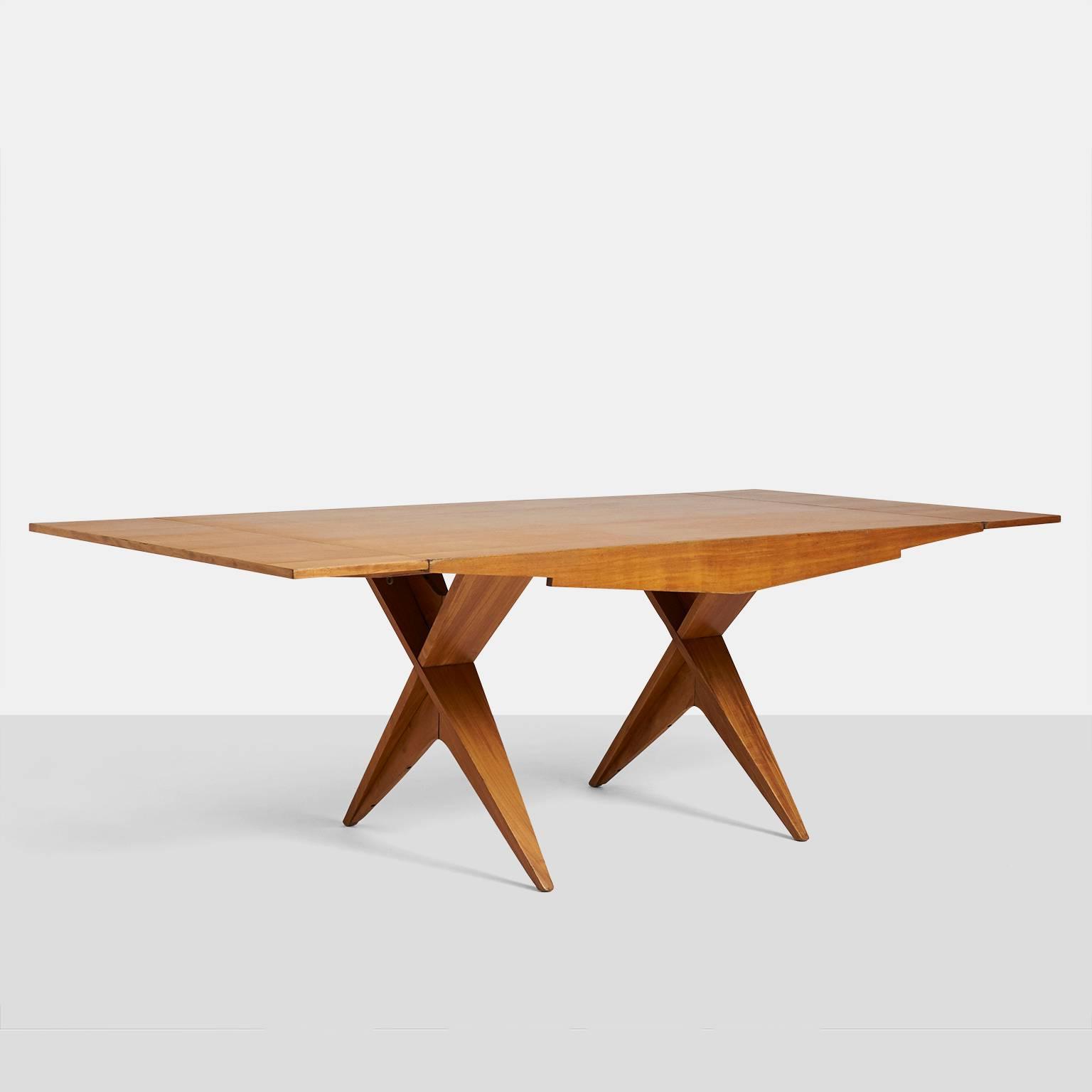 Favorite Dan Johnson Dining Table Regarding Johnson Round Pedestal Dining Tables (View 25 of 25)