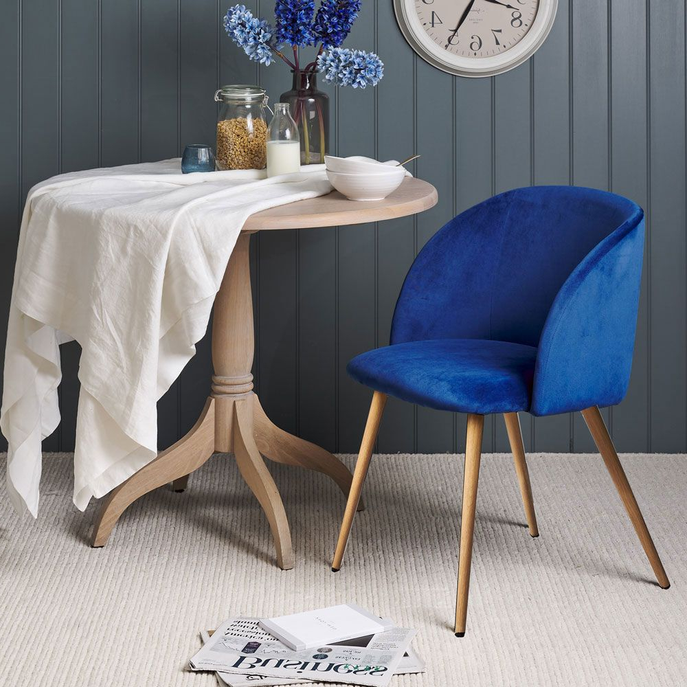 Faye Dining Tables Pertaining To Newest Faye Dining Chair – Navy (View 19 of 25)