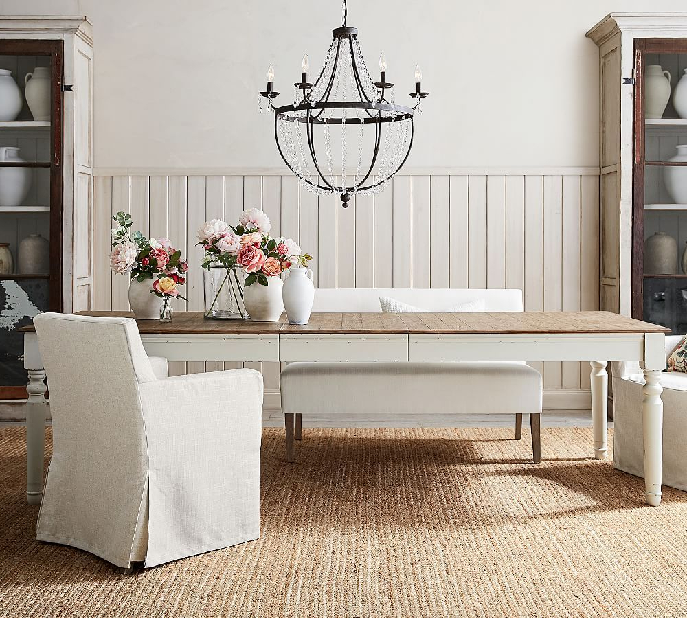 Featured Photo of Faye Extending Dining Tables