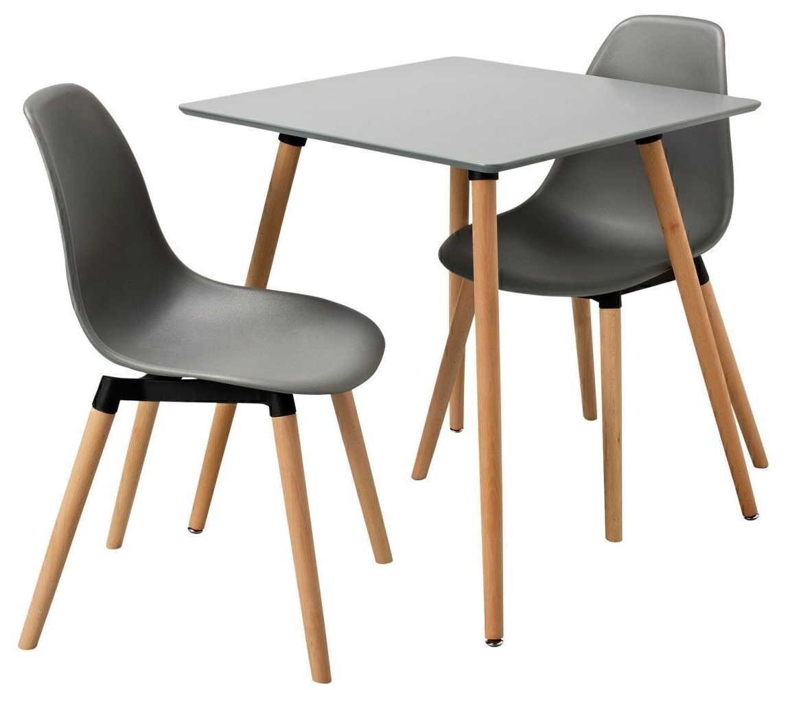 Gray Wood Dining Chairs – Crazymba (View 14 of 25)