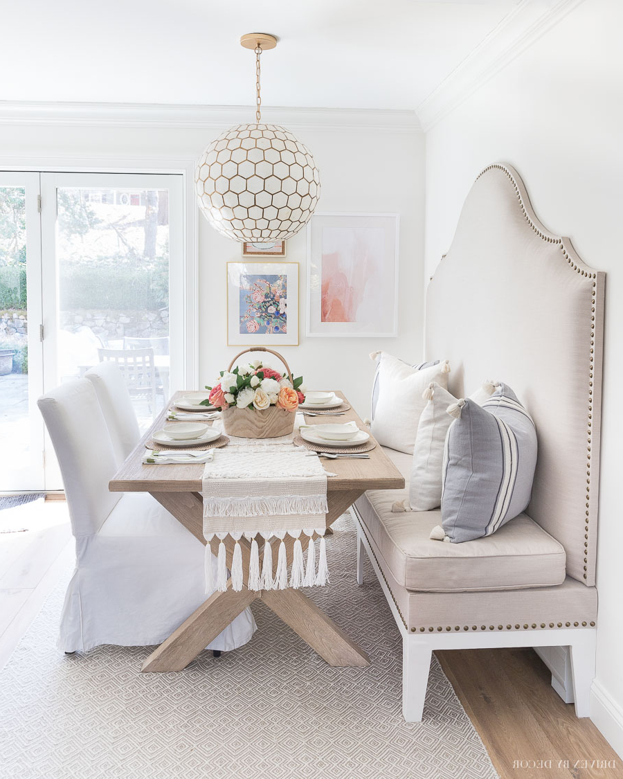 Have A Restoration Hardware Or Pottery Barn Wood Table for Well-liked Tuscan Chestnut Toscana Pedestal Extending Dining Tables