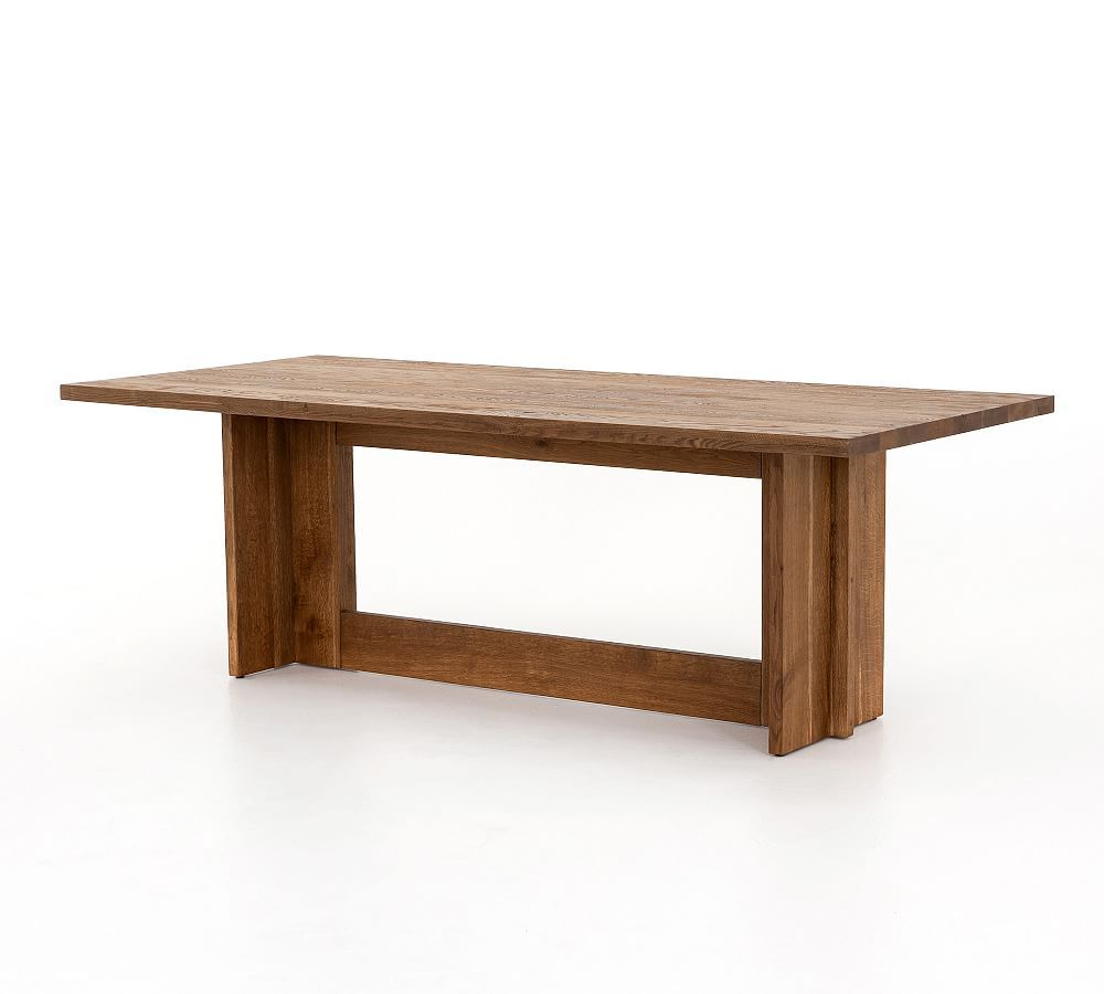 Hearst Oak Wood Dining Table