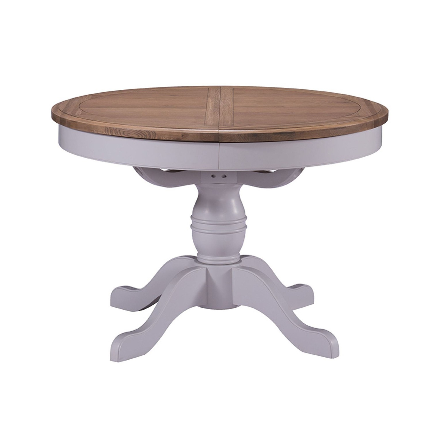Hewn Oak Lorraine Pedestal Extending Dining Tables with Best and Newest Dining Tables Stunning Round Extendable Dining Table 60