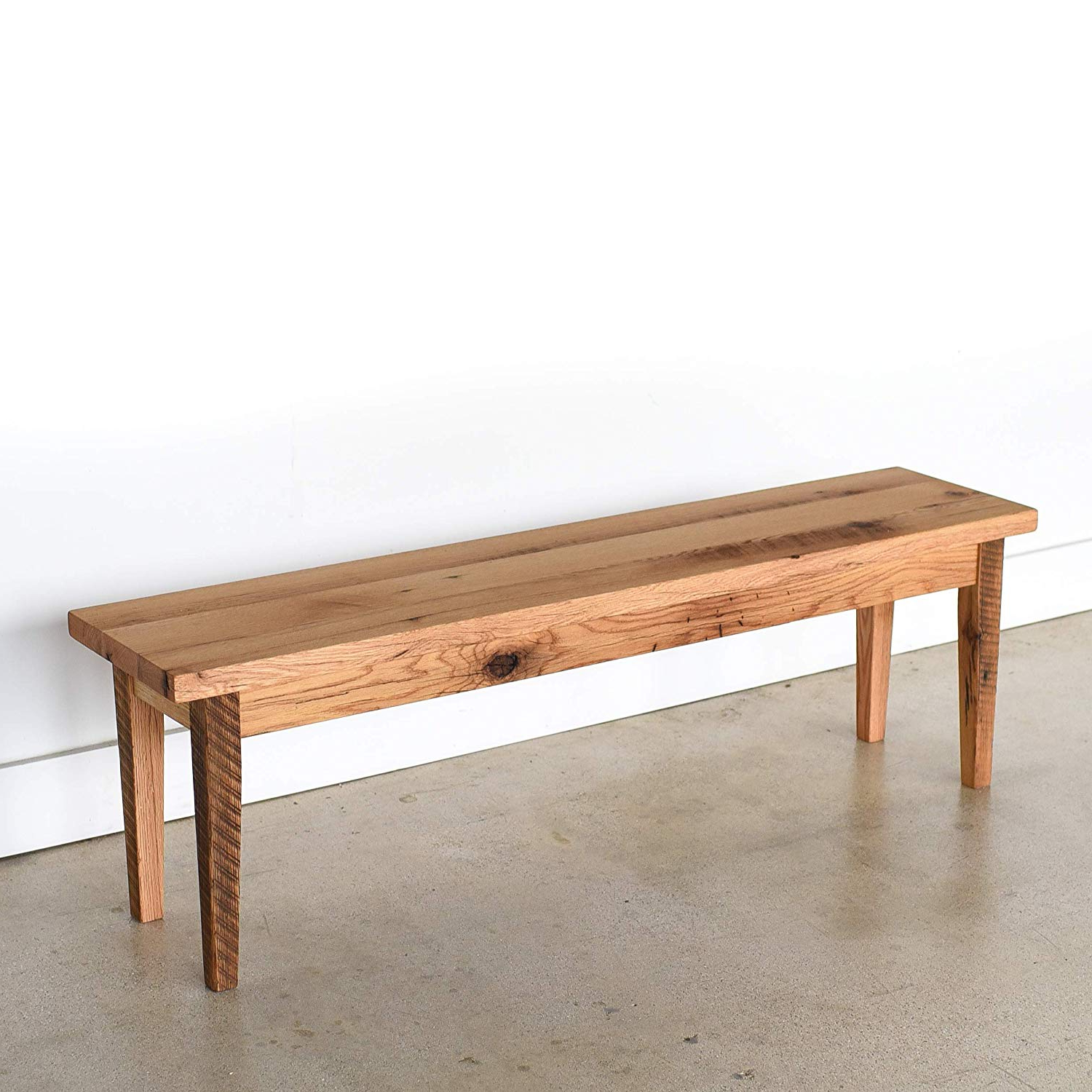 Ideas About Old Bench With Flowers And Barn Wood within Well known Griffin Reclaimed Wood Dining Tables