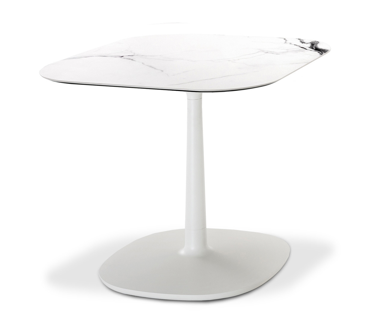 Kartell Multiplo 4063 inside Fashionable Clyde Round Bar Tables