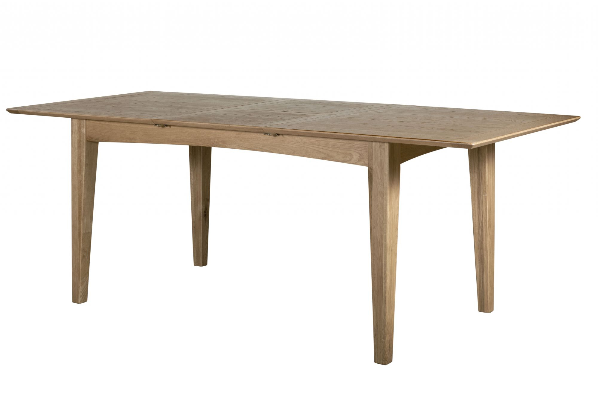 Langton Reclaimed Wood Dining Tables Intended For 2019 Eva Oak 2100 Extending Dining Table (View 21 of 25)