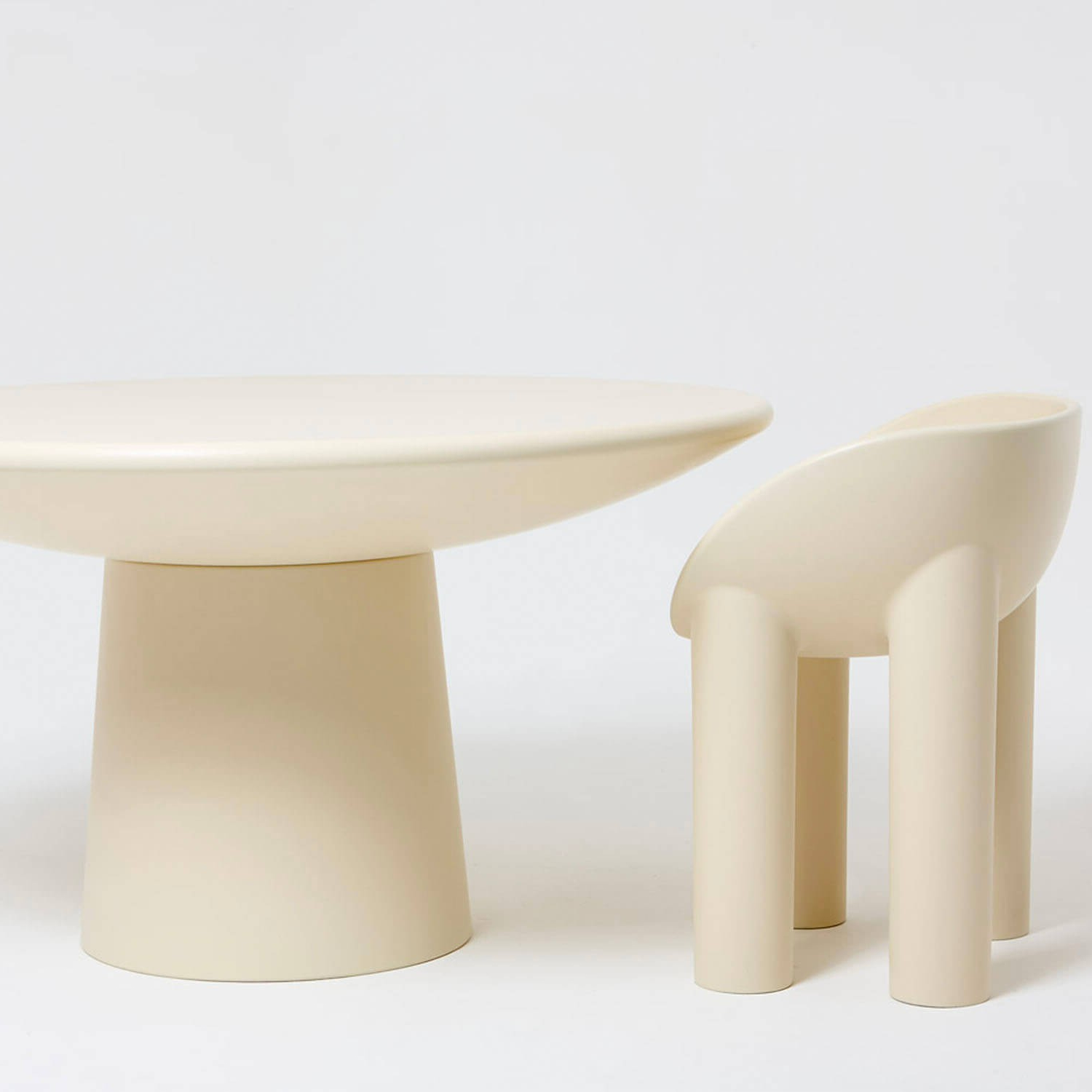 Latest Faye Dining Tables For Roly Poly Dining Table (View 6 of 25)