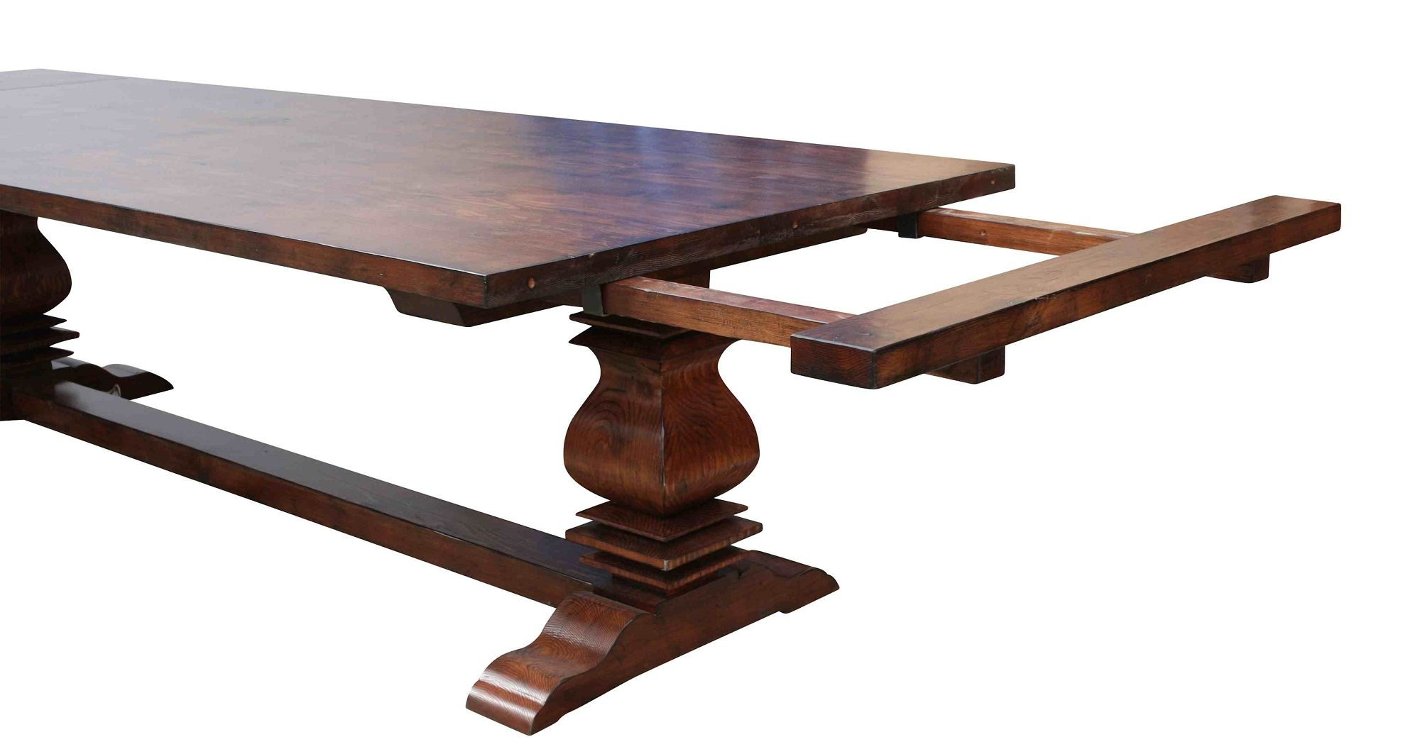 Most Current Anaheim Reclaimed Wood Extension Dining Table In 2019 With Hearst Oak Wood Dining Tables (View 6 of 25)