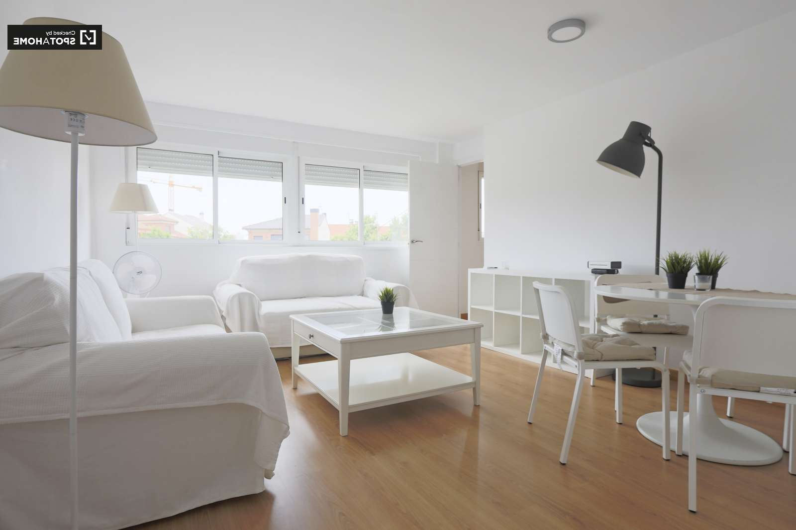 Most Current Herran Dining Tables Regarding Stylish 2 Bedroom Apartment For Rent In Hortaleza (View 24 of 25)