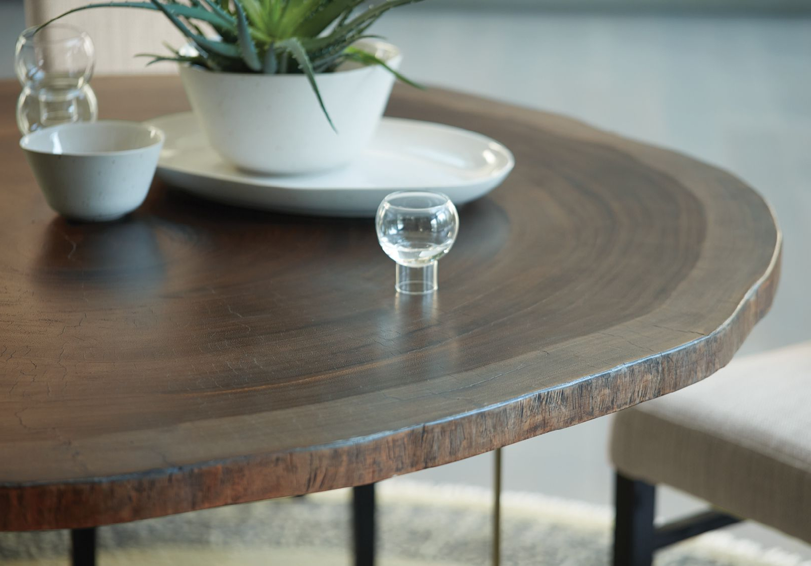 Most Popular Handcrafted In Mexico, The Stunning Reina Dining Table Throughout Montalvo Round Dining Tables (View 6 of 25)