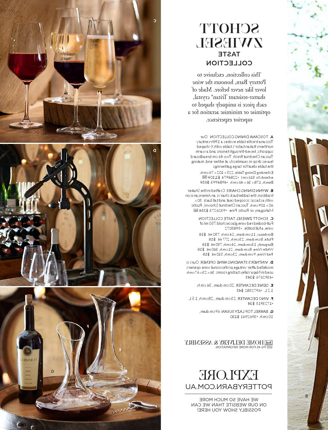 Most Popular Pottery Barn – Winter 2014Williams Sonoma Inc (View 21 of 25)