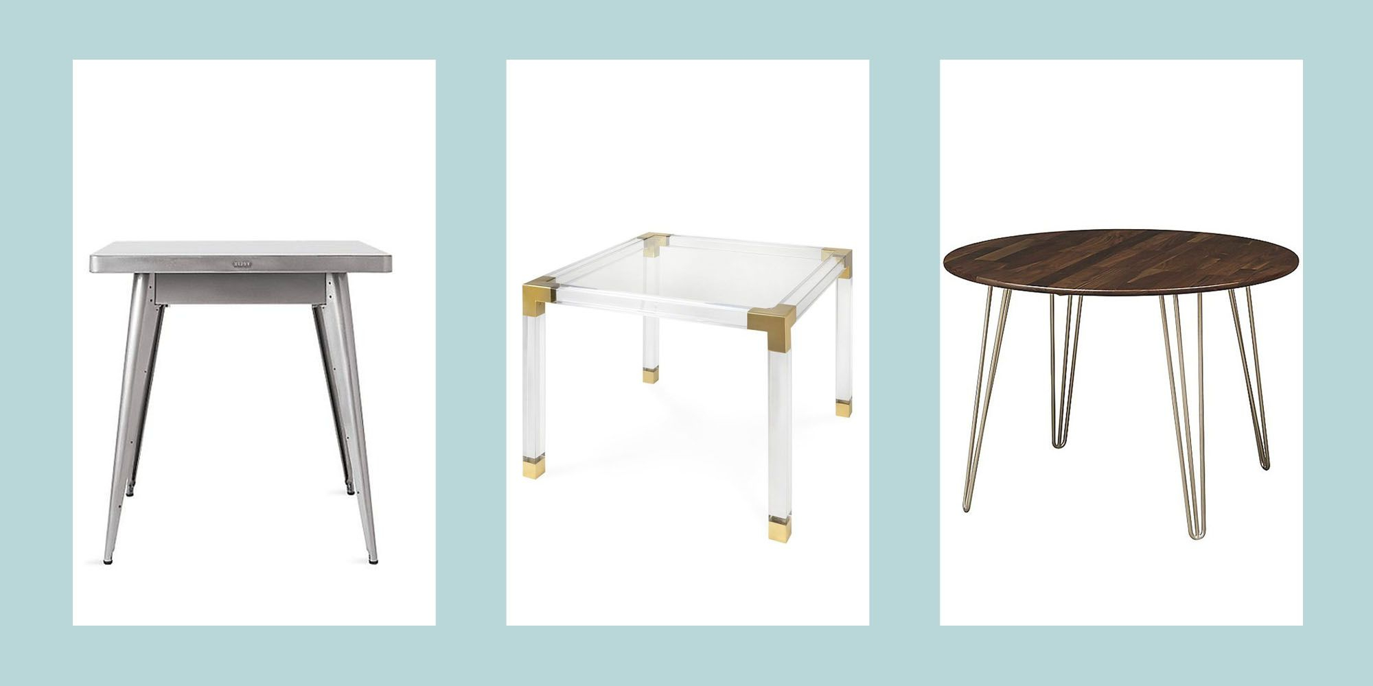Most Recent 22 Small Kitchen Tables Ideal For Snug Spaces — Small Dining Intended For Hearst Bar Tables (View 11 of 25)