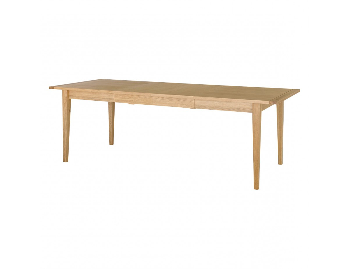 Most Recent Avery 6 – 10 Seater Oak Extending Table Within Avery Round Dining Tables (View 19 of 25)