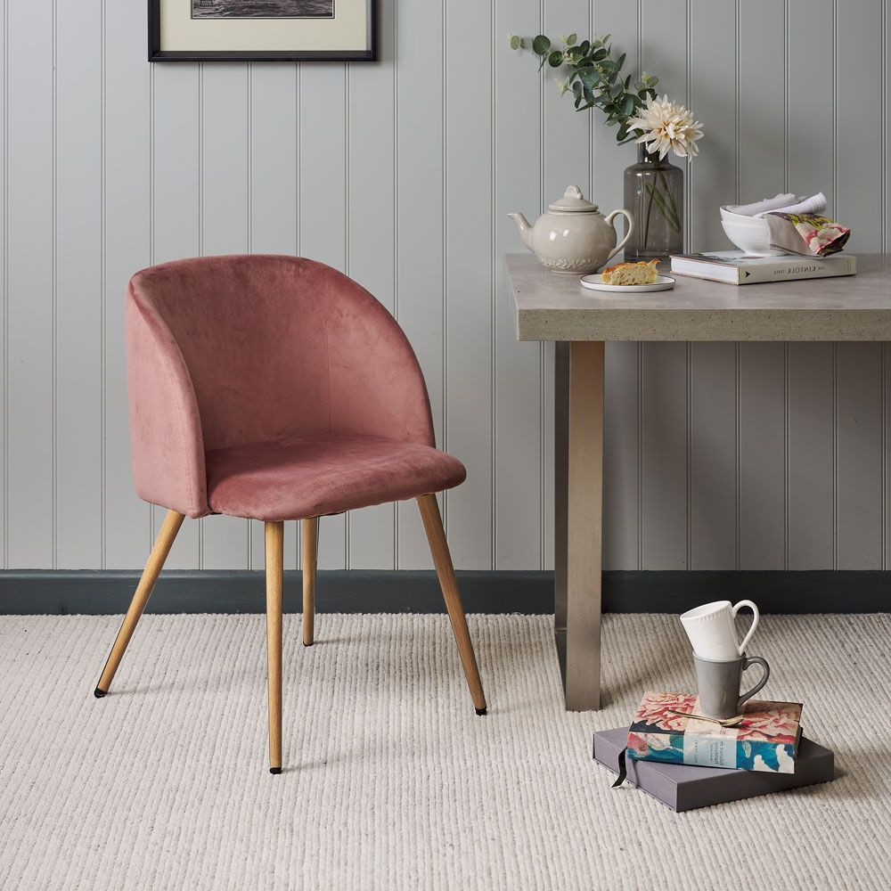 Most Recent Faye Dining Chair – Rose For Faye Dining Tables (View 14 of 25)