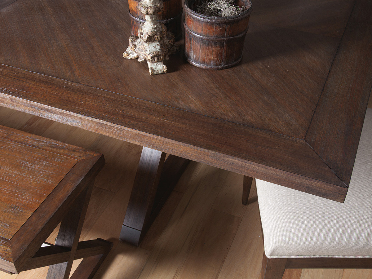 Newest Brown Wash Livingston Extending Dining Tables in Ringo Rectangular Dining Table