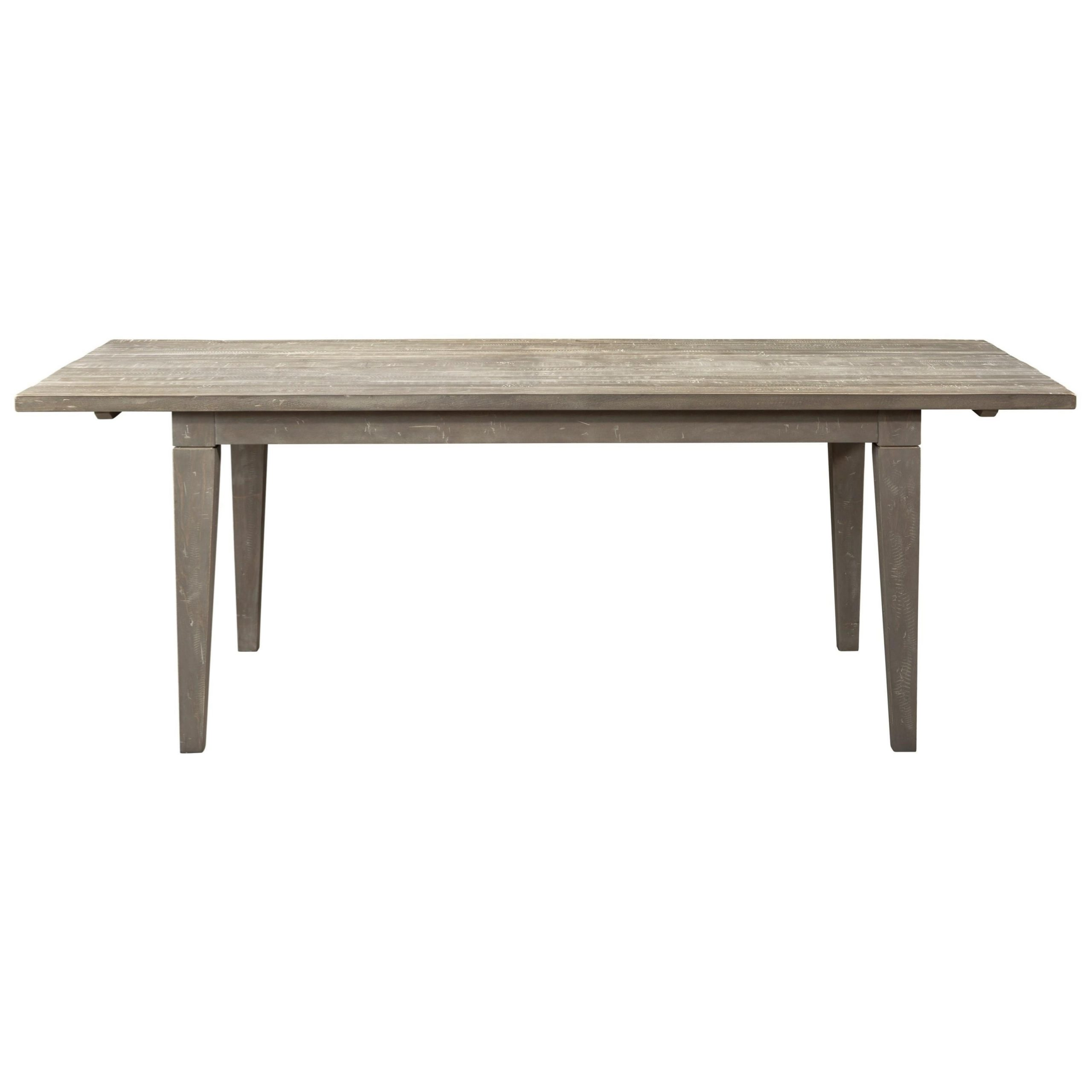 Newest Griffin Reclaimed Wood Bar-Height Tables inside Curated Digby 84 Inch Leg Table
